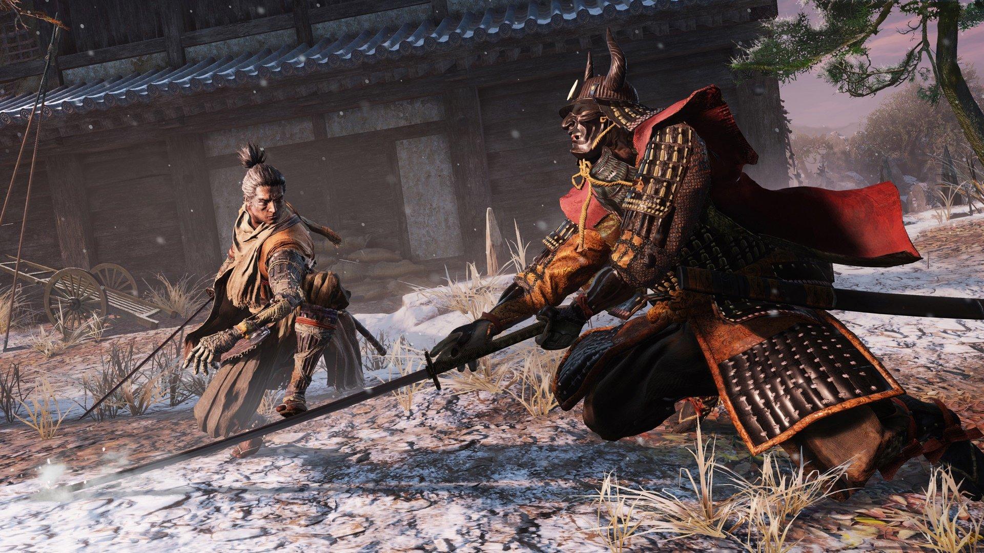 General Naomori Kawarada boss guide for Sekiro: Shadows Die Twice
