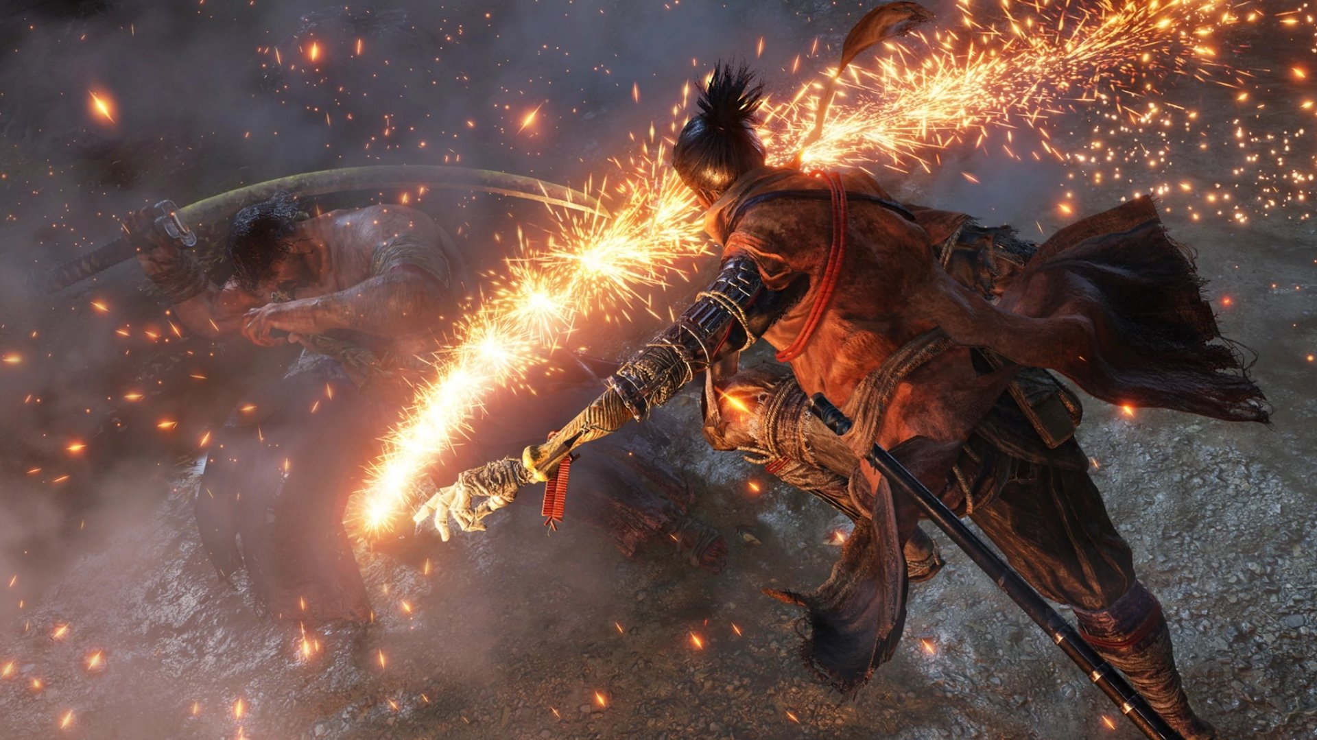 Does Sekiro: Shadows Die Twice have multiplayer?