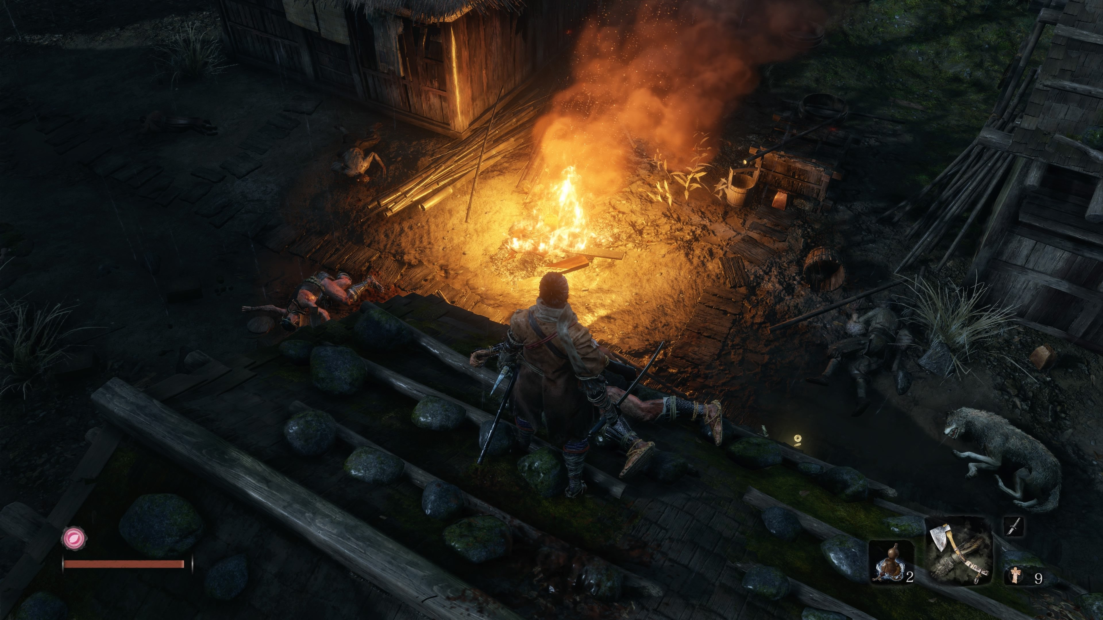 Where to find the Flame Vent Sekiro Shadows Die Twice