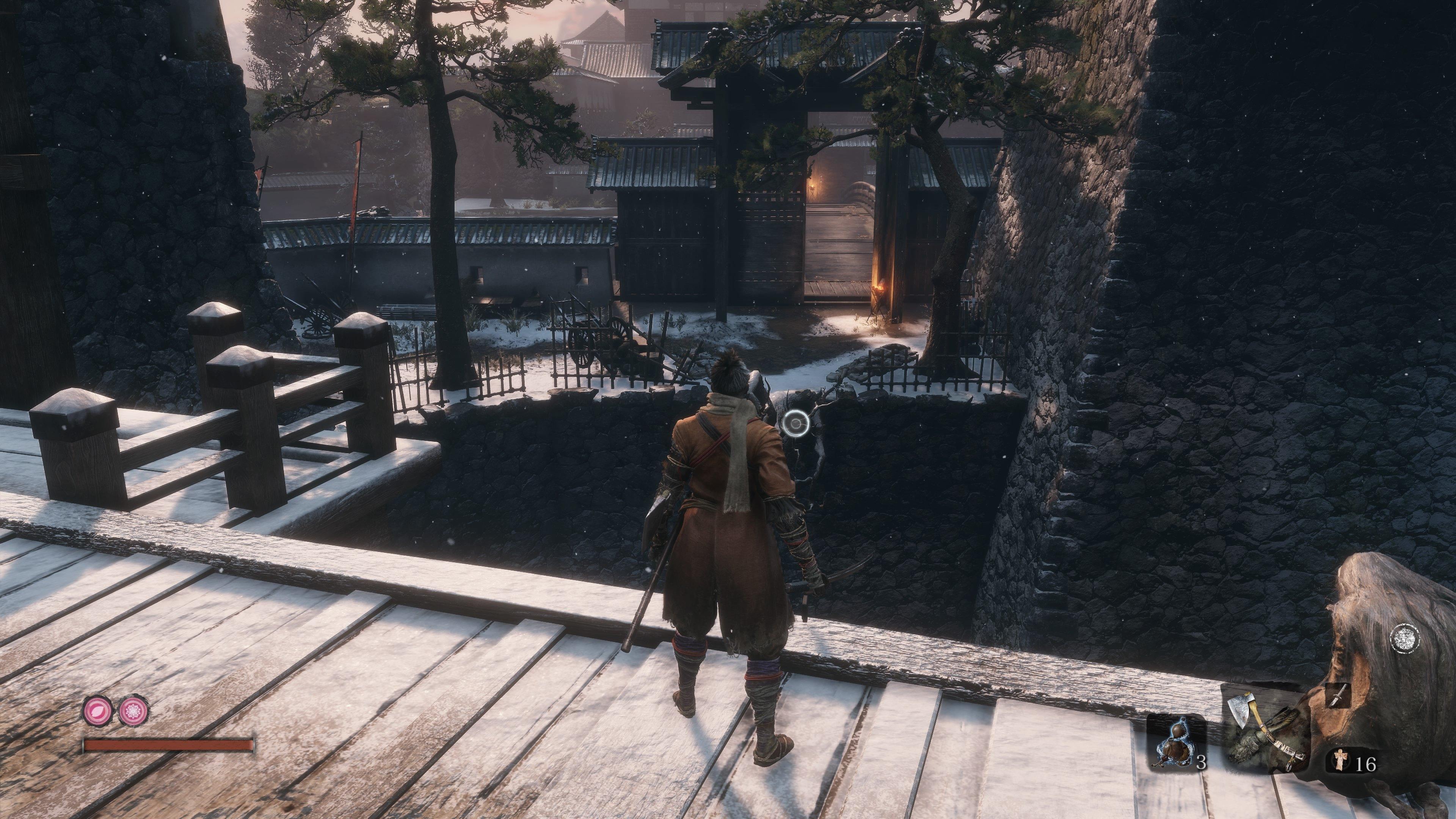 Loaded Spear location in Sekiro: Shadows Die Twice