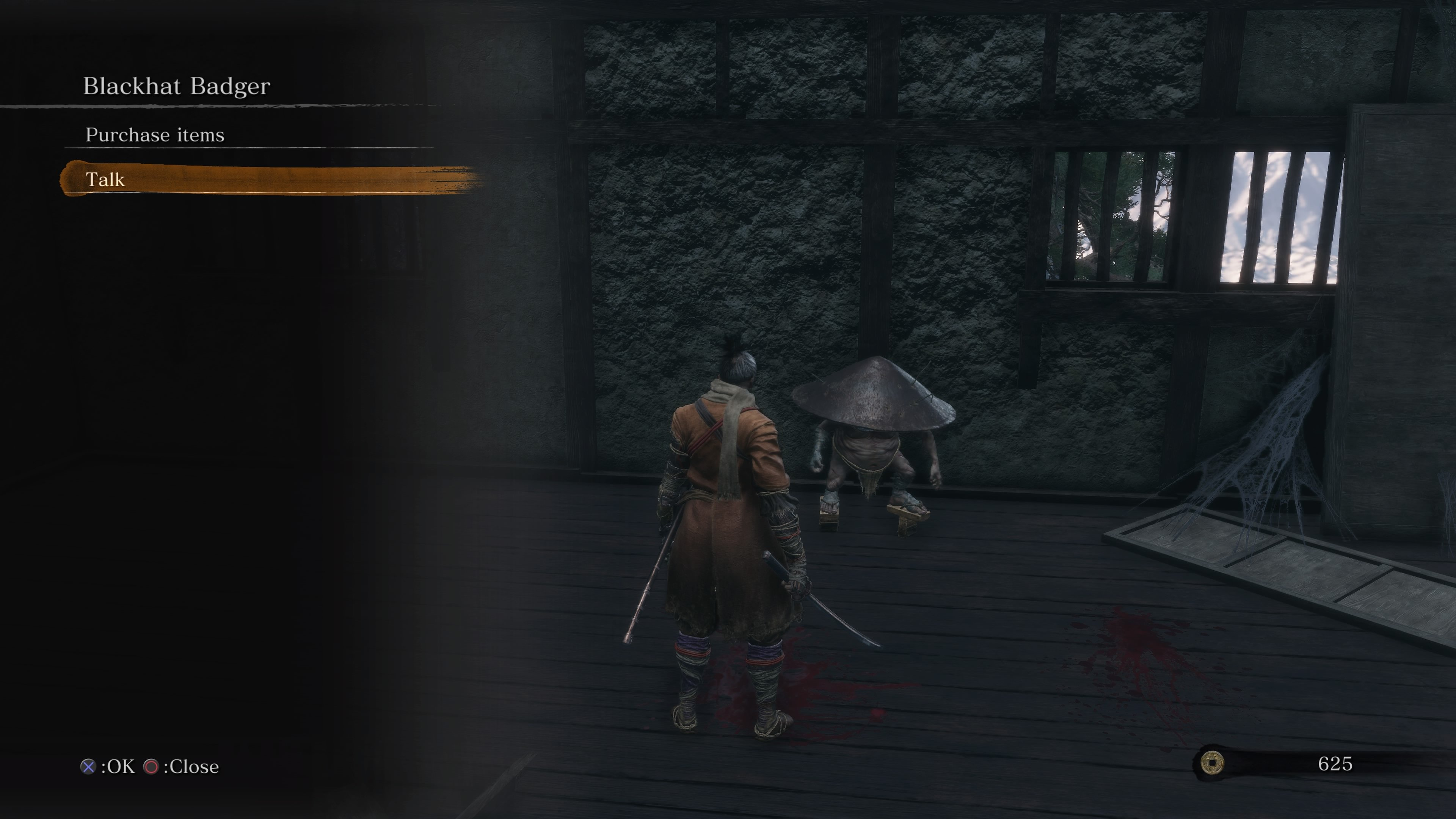 Loaded Umbrella location in Sekiro: Shadows Die Twice