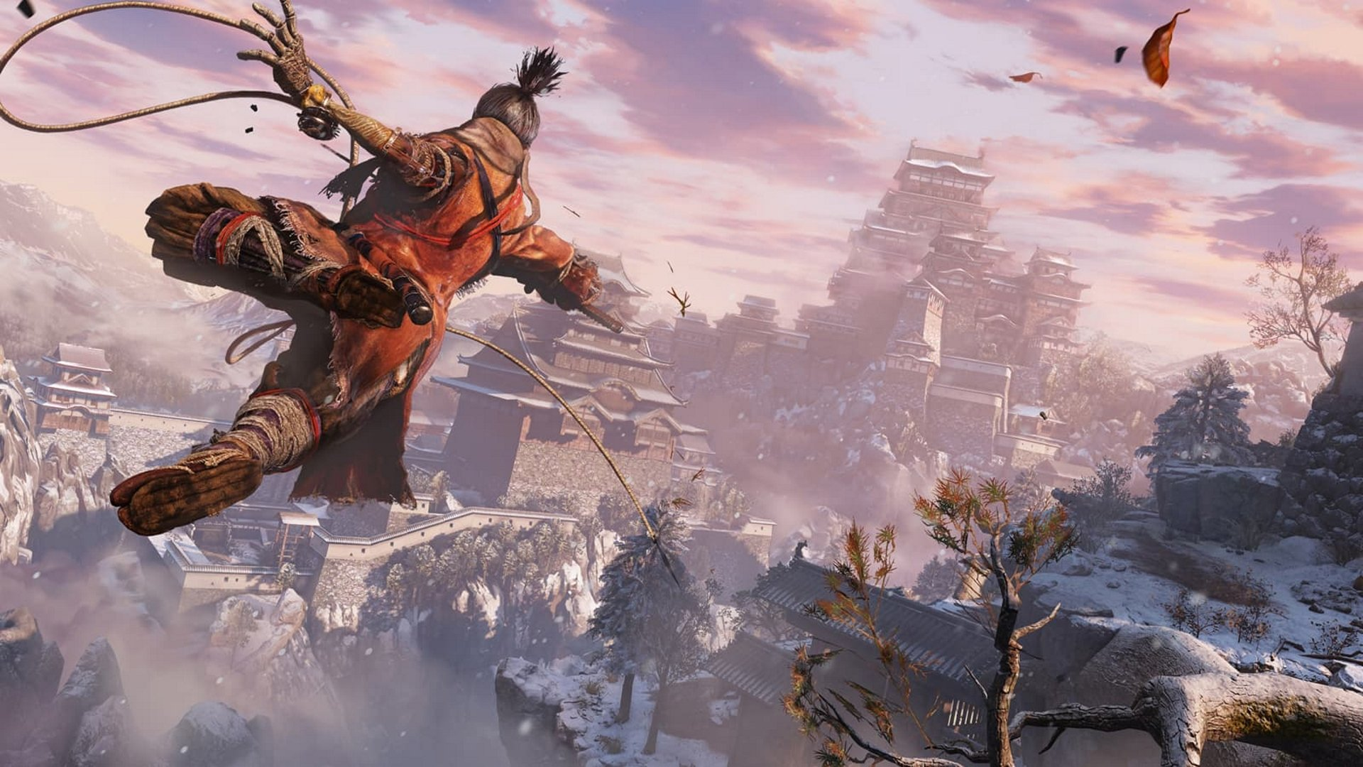 All Prosthetic Arm attachments in Sekiro: Shadows Die Twice