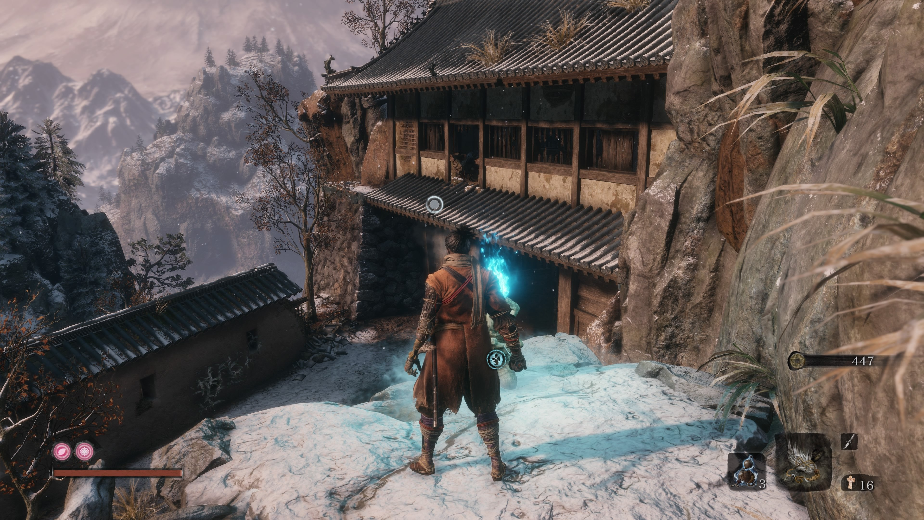 Where to find the Loaded Shuriken in Sekiro