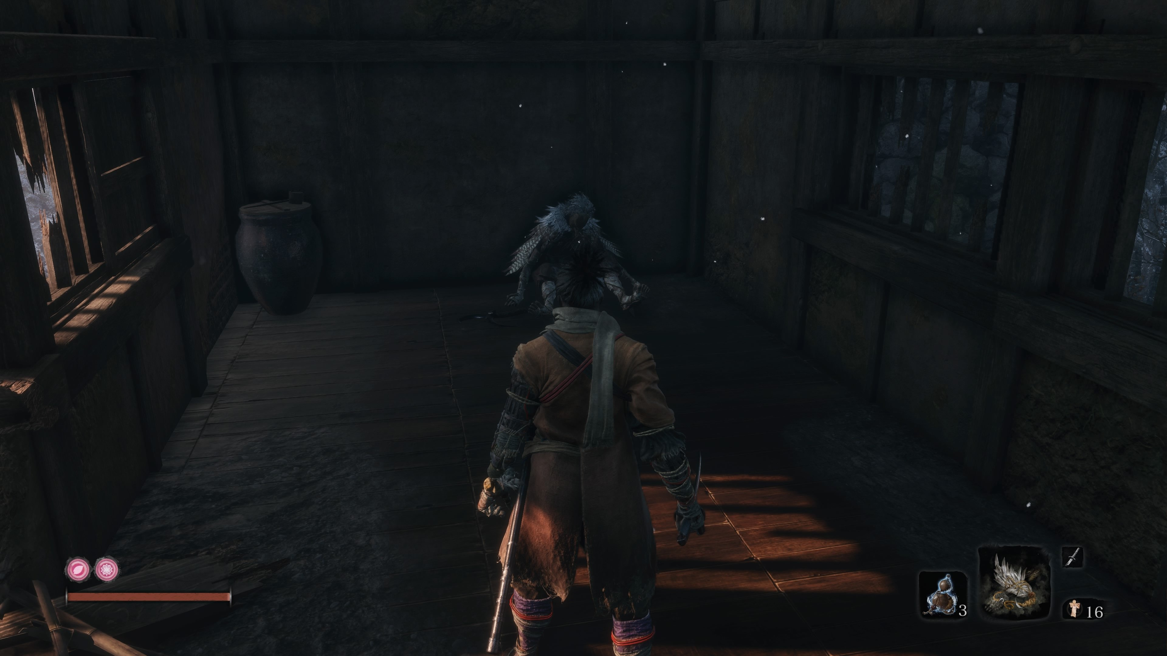 Loaded Shuriken location in Sekiro: Shadows Die Twice