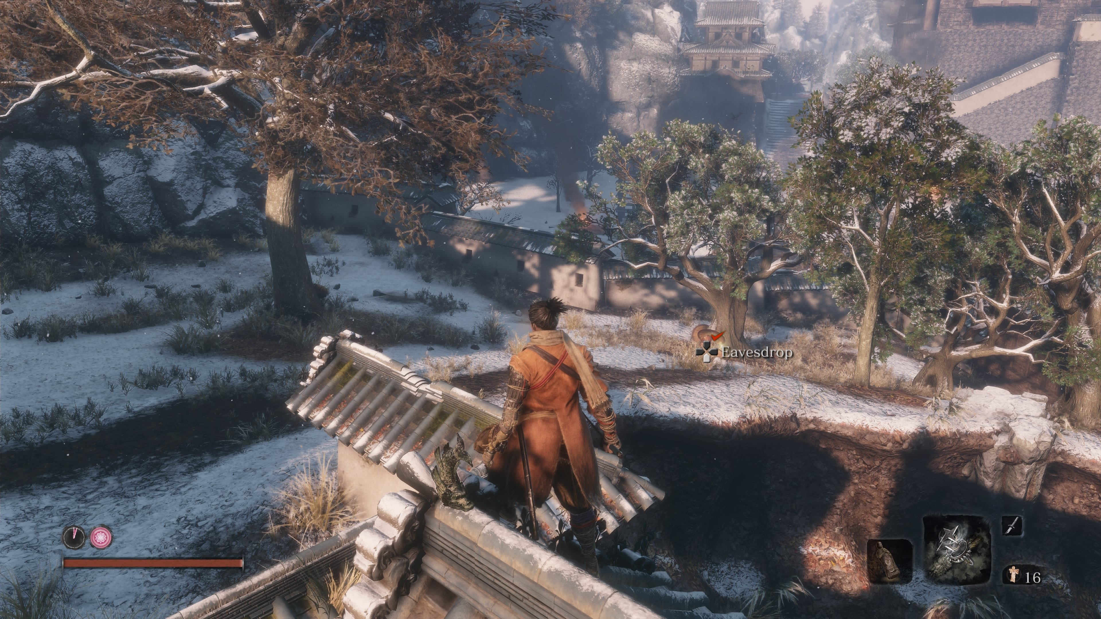 Assassin tengu rat location in Sekiro Shadows Die Twice