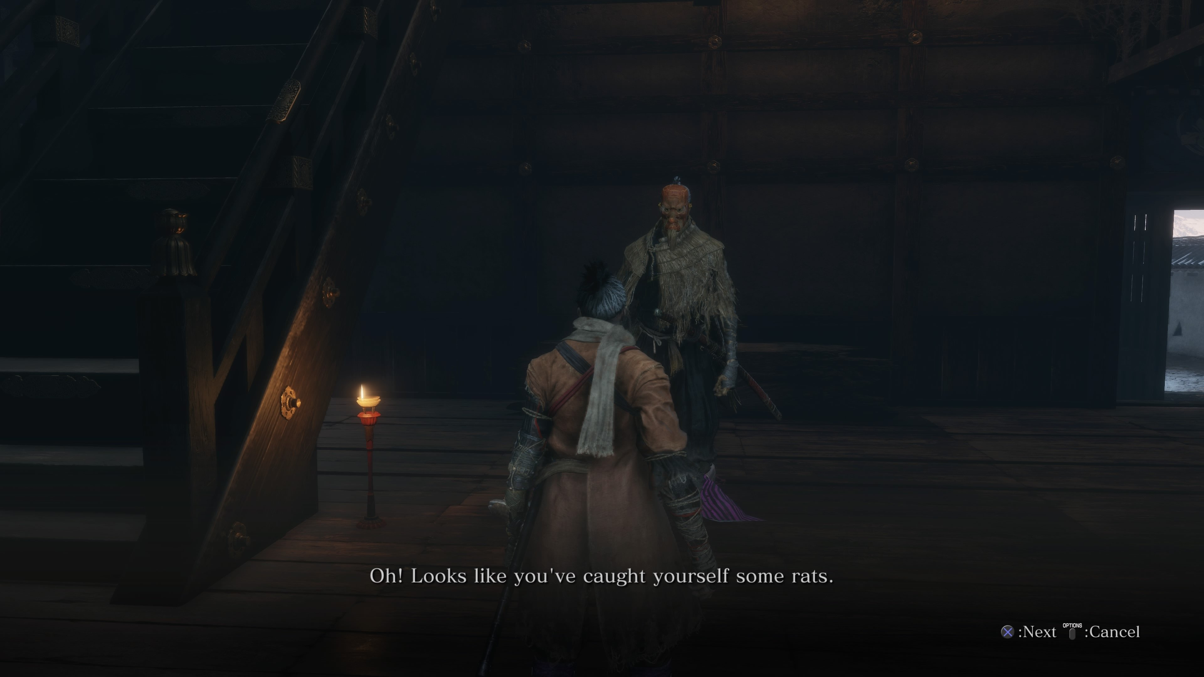 Where to find the Rats in Sekiro: Shadows Die Twice