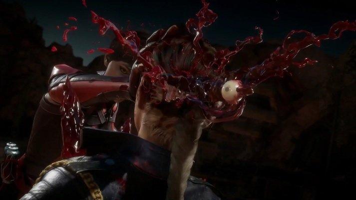 Skarlet has two Fatalities in Mortal Kombat 11.