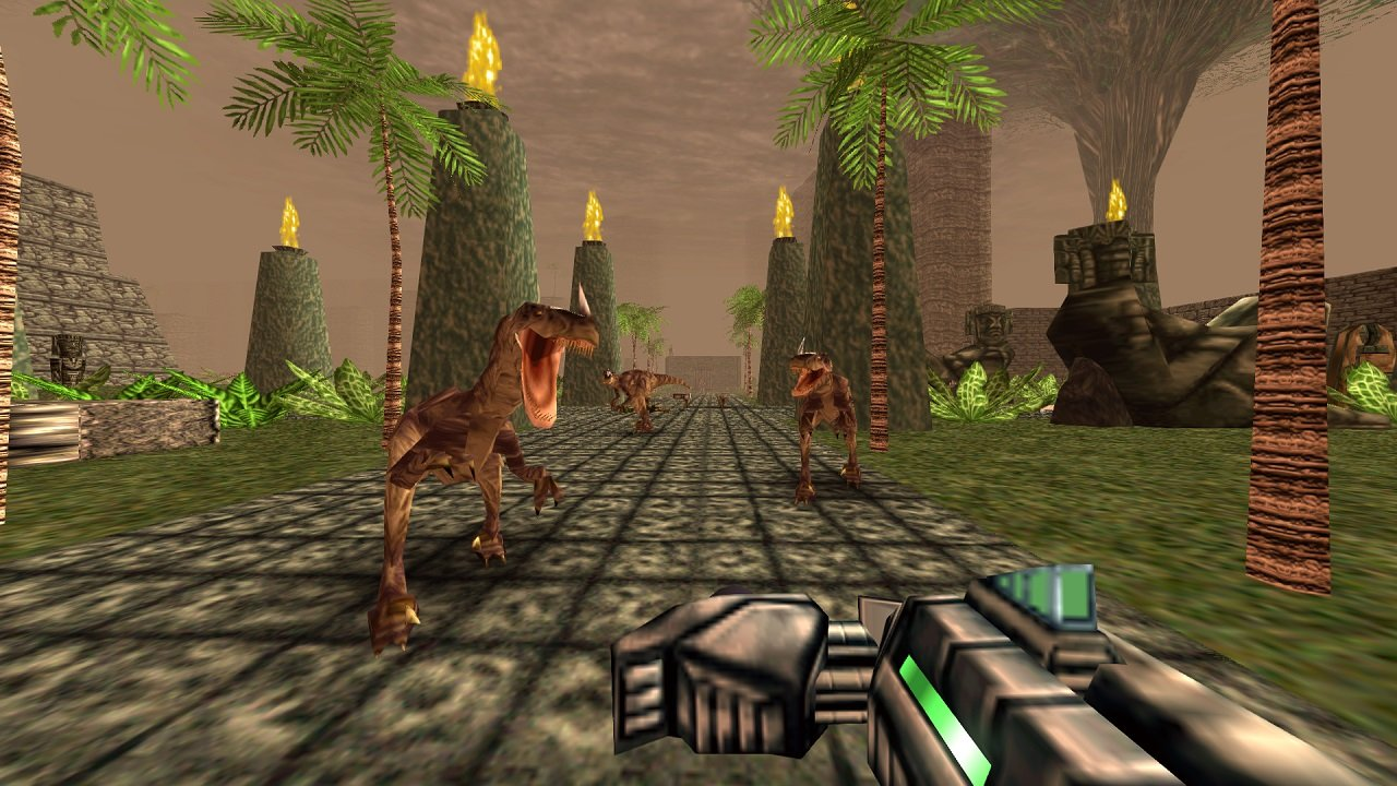 Turok coming to Nintendo Switch