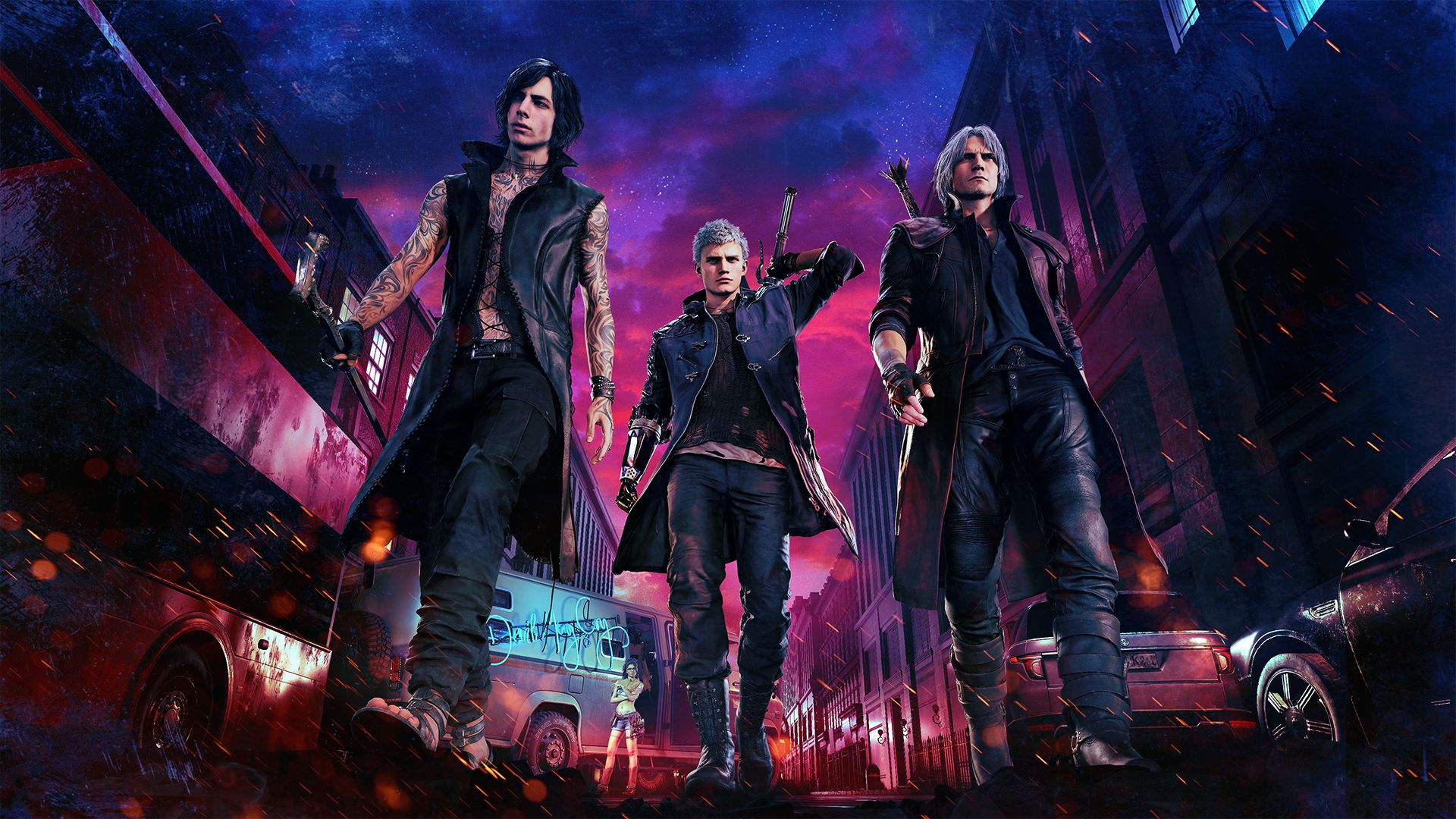 To unlock the Infinite Devil Trigger, you'll first need to get your hands on all of the Super Alternate Costumes in Devil May Cry 5.