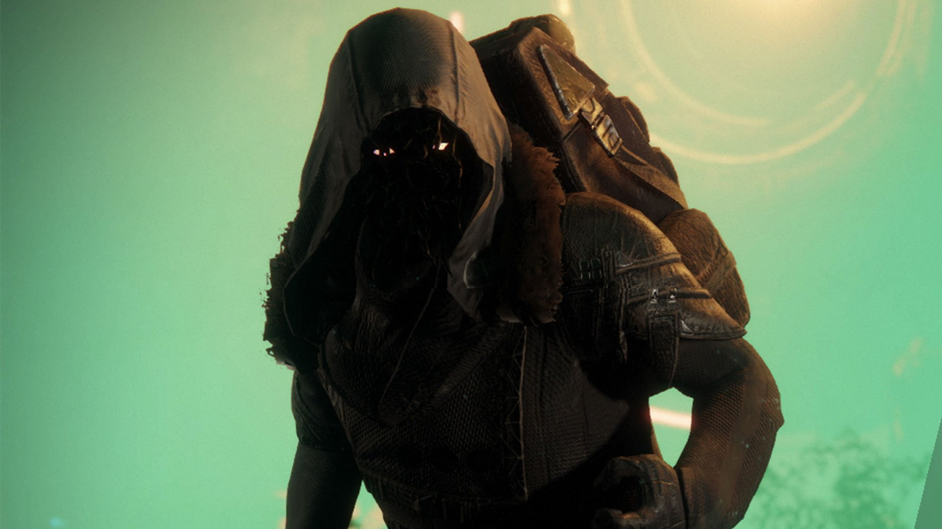 Xur can be found at the back of The Hangar in Destiny 2 during the week of March 8.