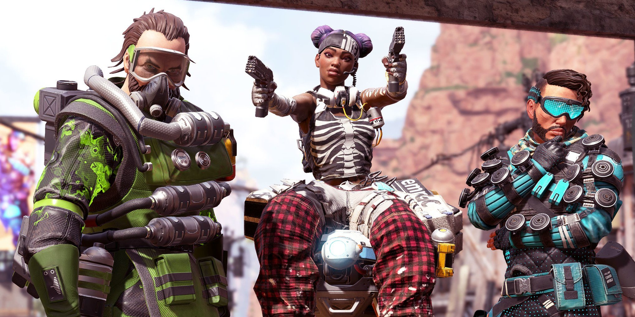 The patch notes for the 1.1.1 update reflects balance adjustments to Legends and weapons in Apex Legends.