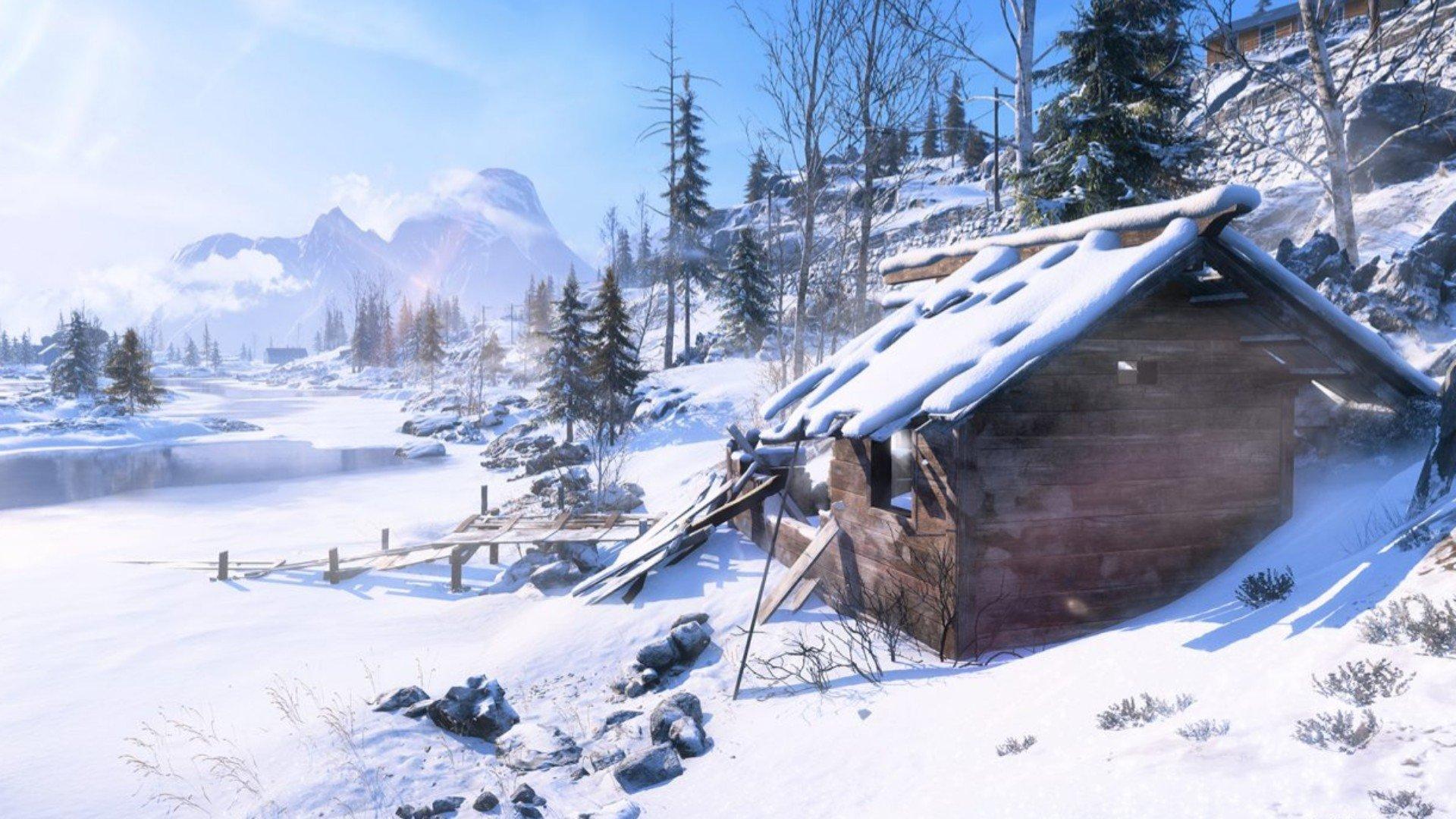 Battlefield 5 Firestorm Duos Mode