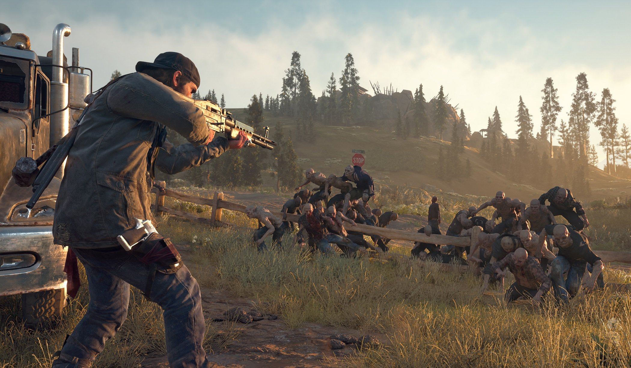 Days Gone will have no co-op multiplayer options available when it releases for PlayStation 4 on April 26.