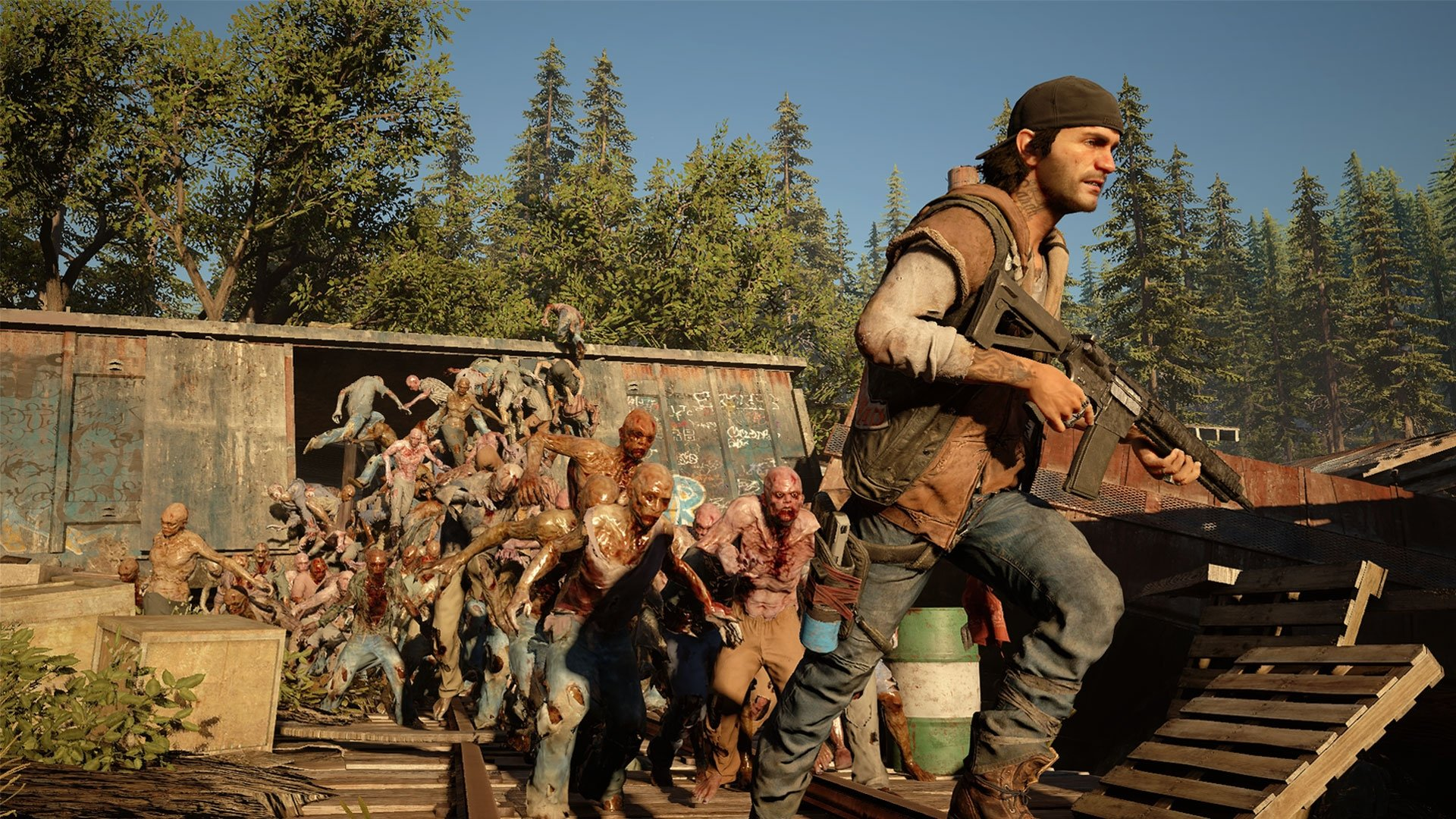 Days Gone Update 1.05 patch notes