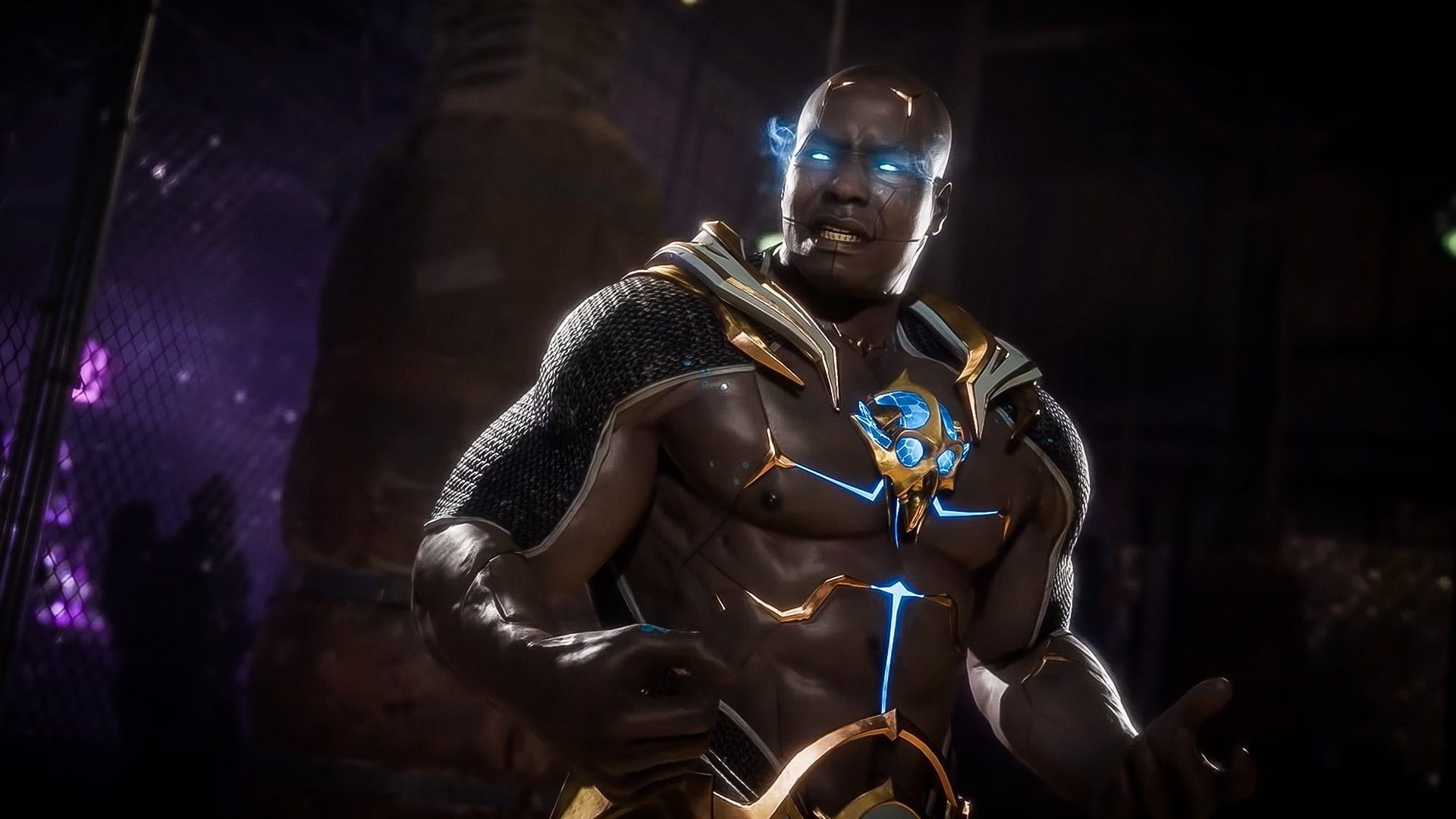 According to a representative from NetherRealm Studios, it should take you anywhere from 6 to 10 hours to beat the story mode campaign in Mortal Kombat 11, with 8 hours being the average completion time. © NetherRealm Studios
