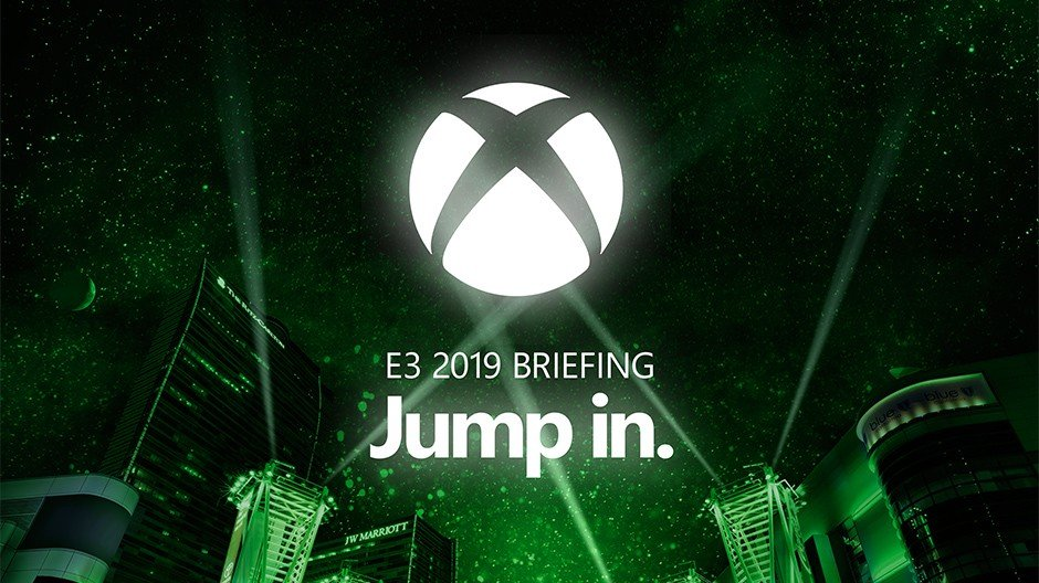 Microsoft's E3 2019 press conference will be held on Sunday, June 9.