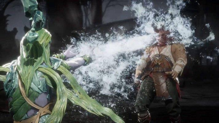 Cetrion Fatality Mortal Kombat 11