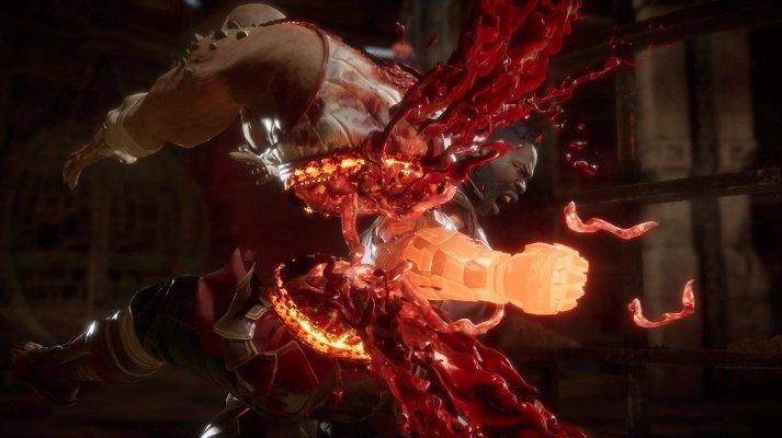 Jax Briggs Fatality Mortal Kombat 11