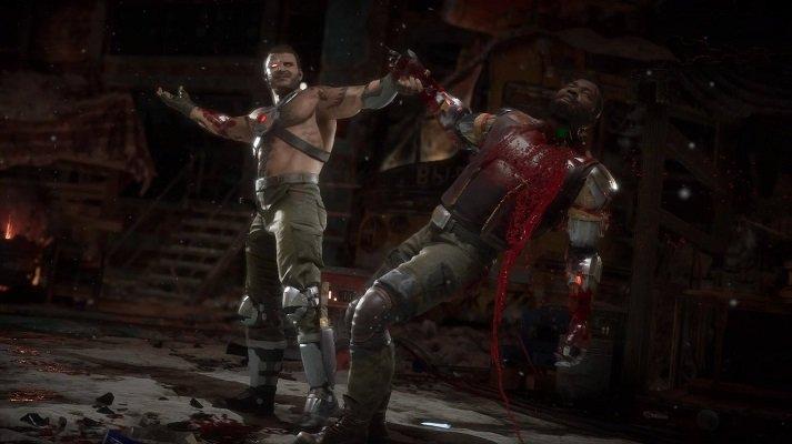 Kano Fatality Mortal Kombat 11