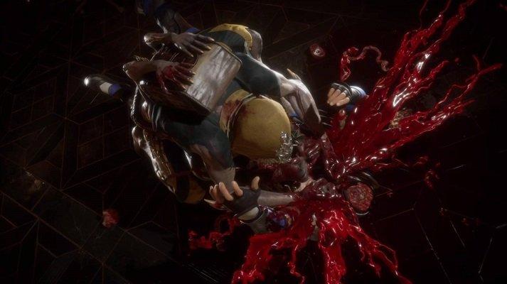 Kollector Fatality Mortal Kombat 11