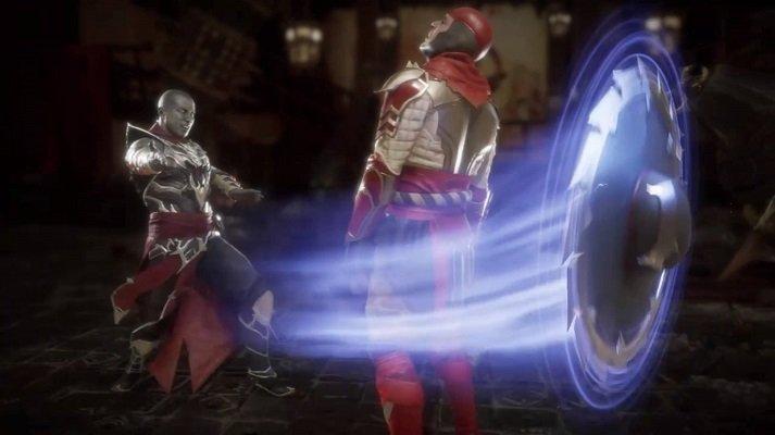 Kung Lao Fatality Mortal Kombat 11