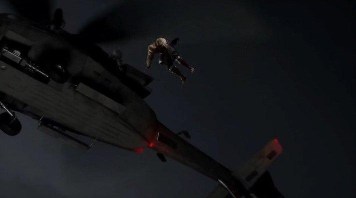 Sonya Blade Fatality Mortal Kombat 11