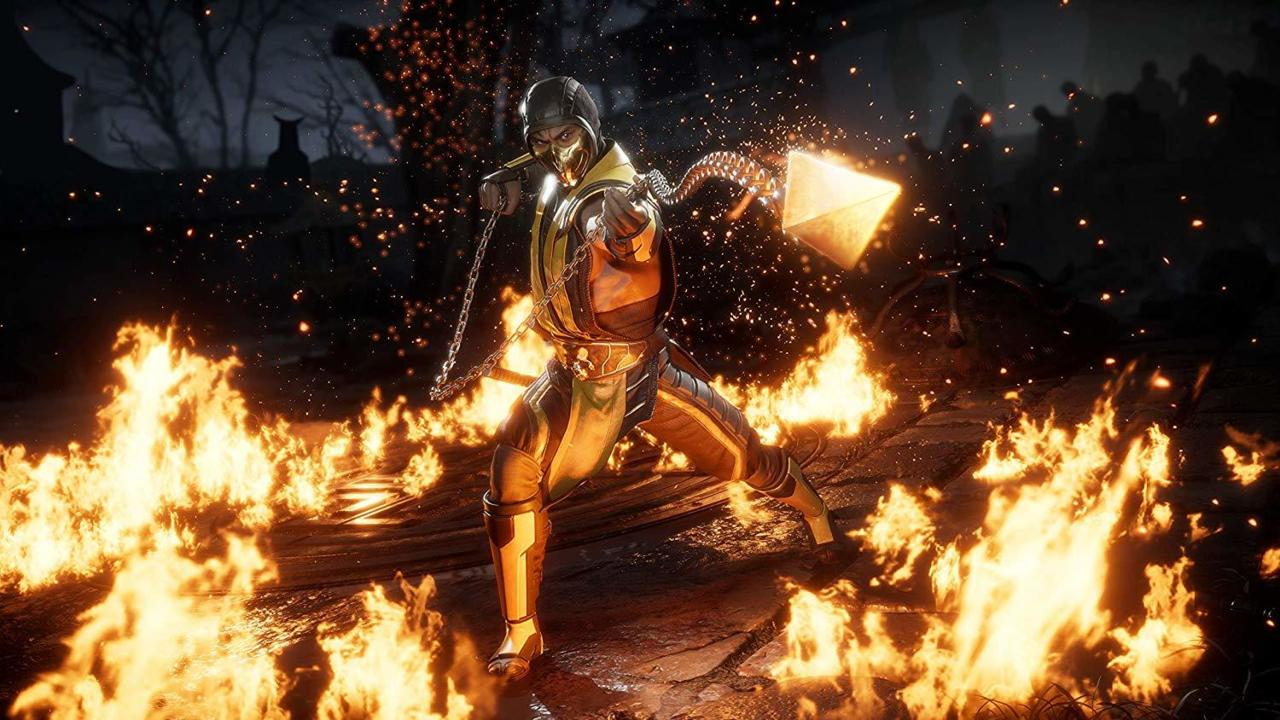 Mortal Kombat 11 offers both local co-op and online multiplayer.