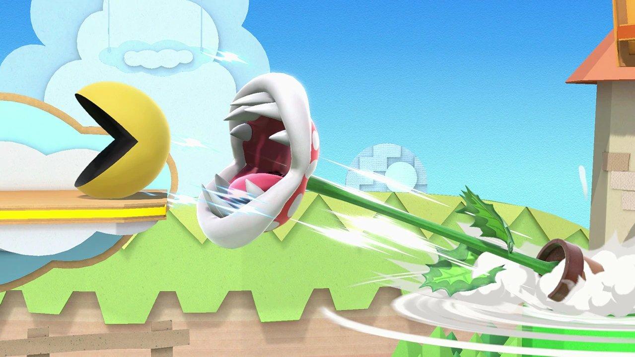 Confirmed Super Smash Bros Ultimate new DLC Characters - Piranha Plant