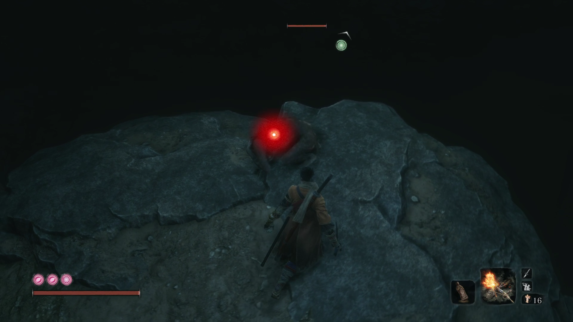 How to beat the Great Serpent in Cave in Sekiro: Shadows Die Twice