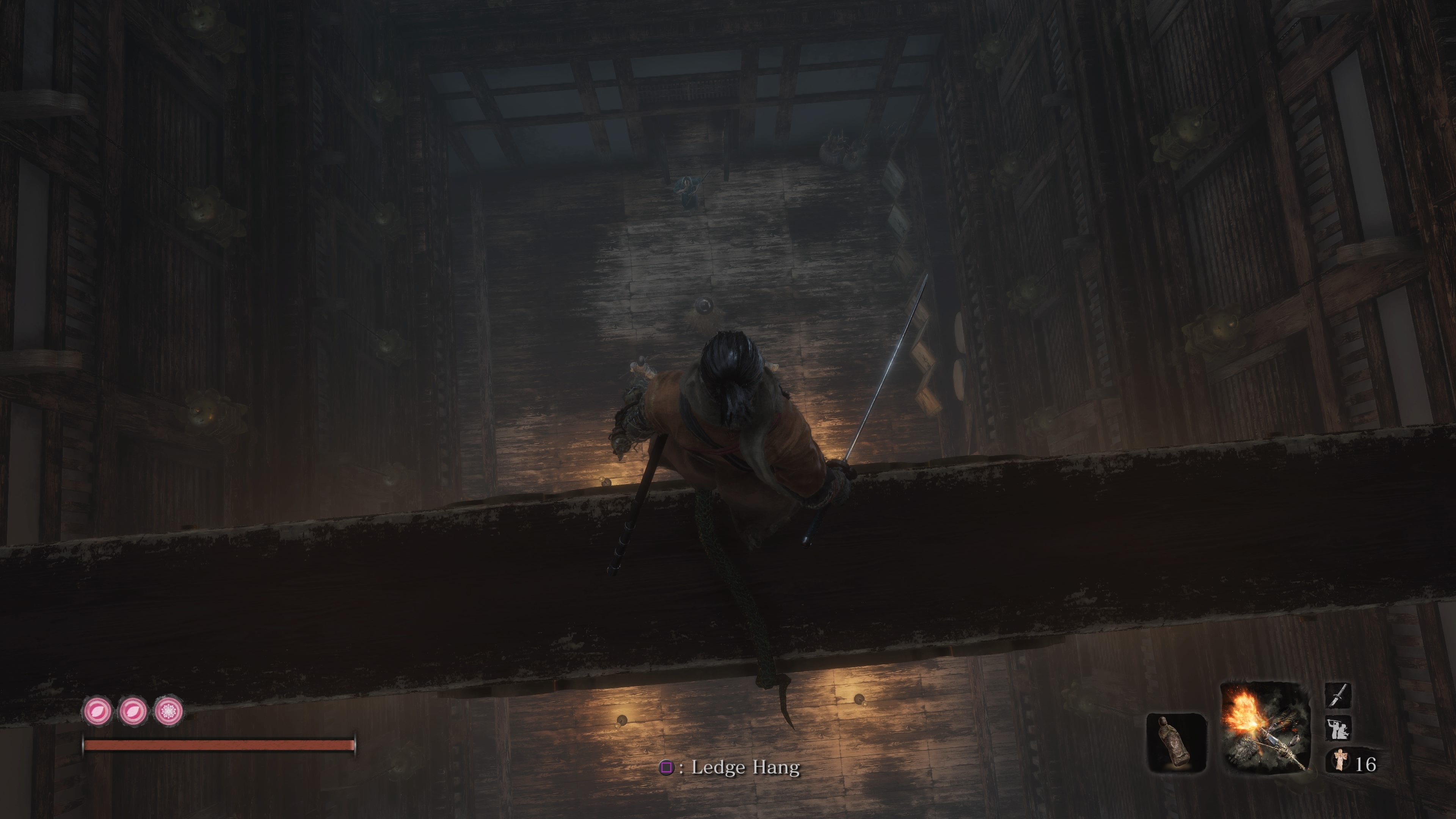 Where to find Sabimaru in Sekiro: Shadows Die Twice