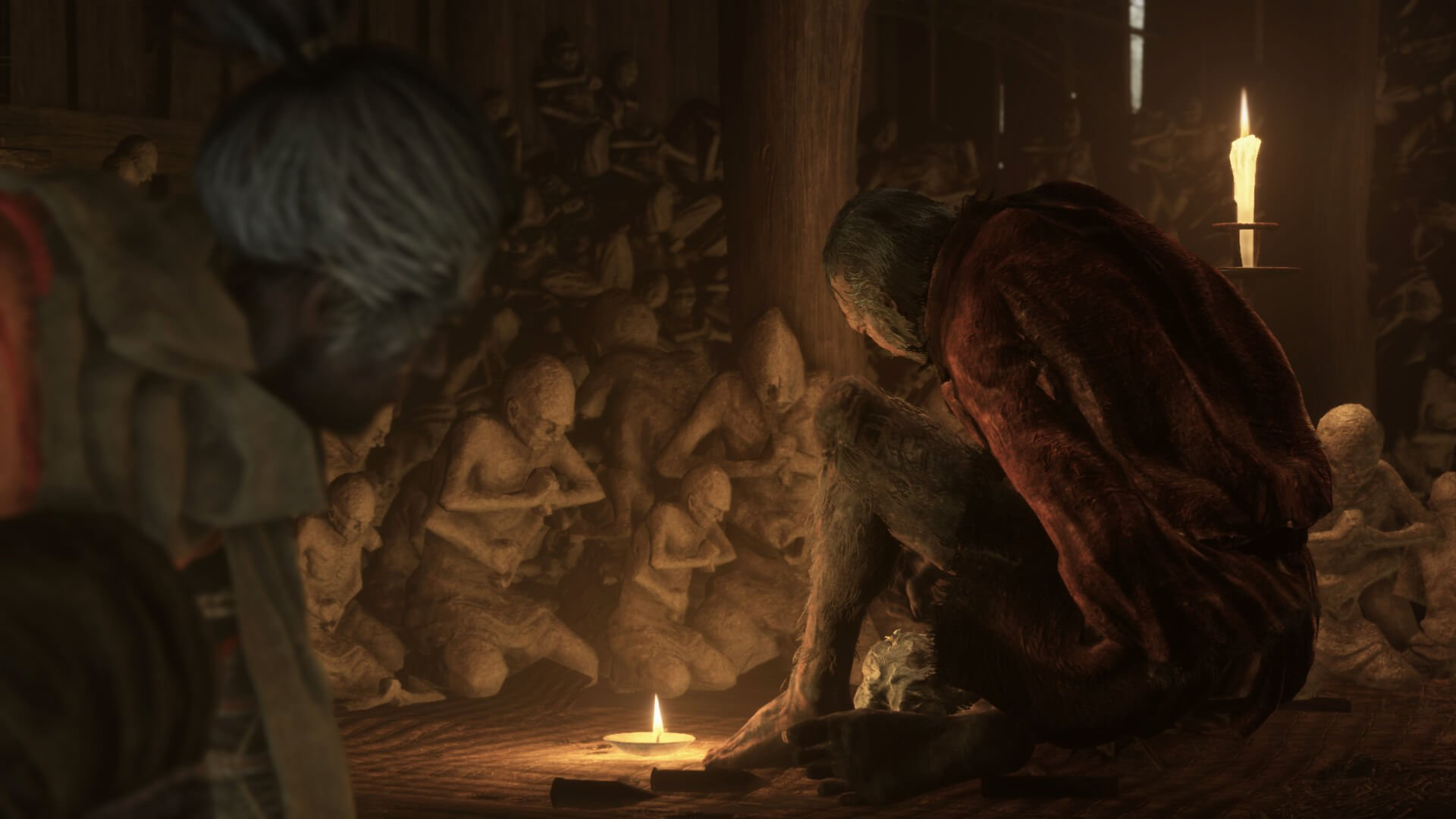 Who is dogen in Sekiro? The Sculptor is his friend