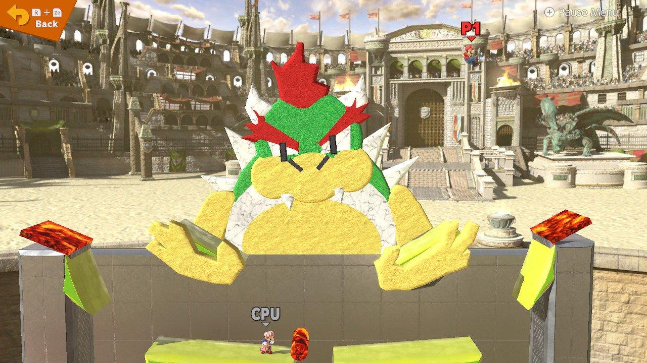 Smash Ultimate Stage Builder best custom levels