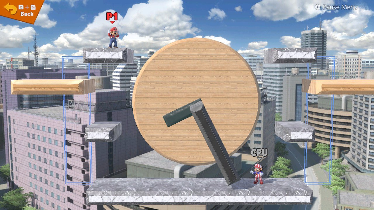 Best competitive custom stages stage builder Smash Bros Ultimate