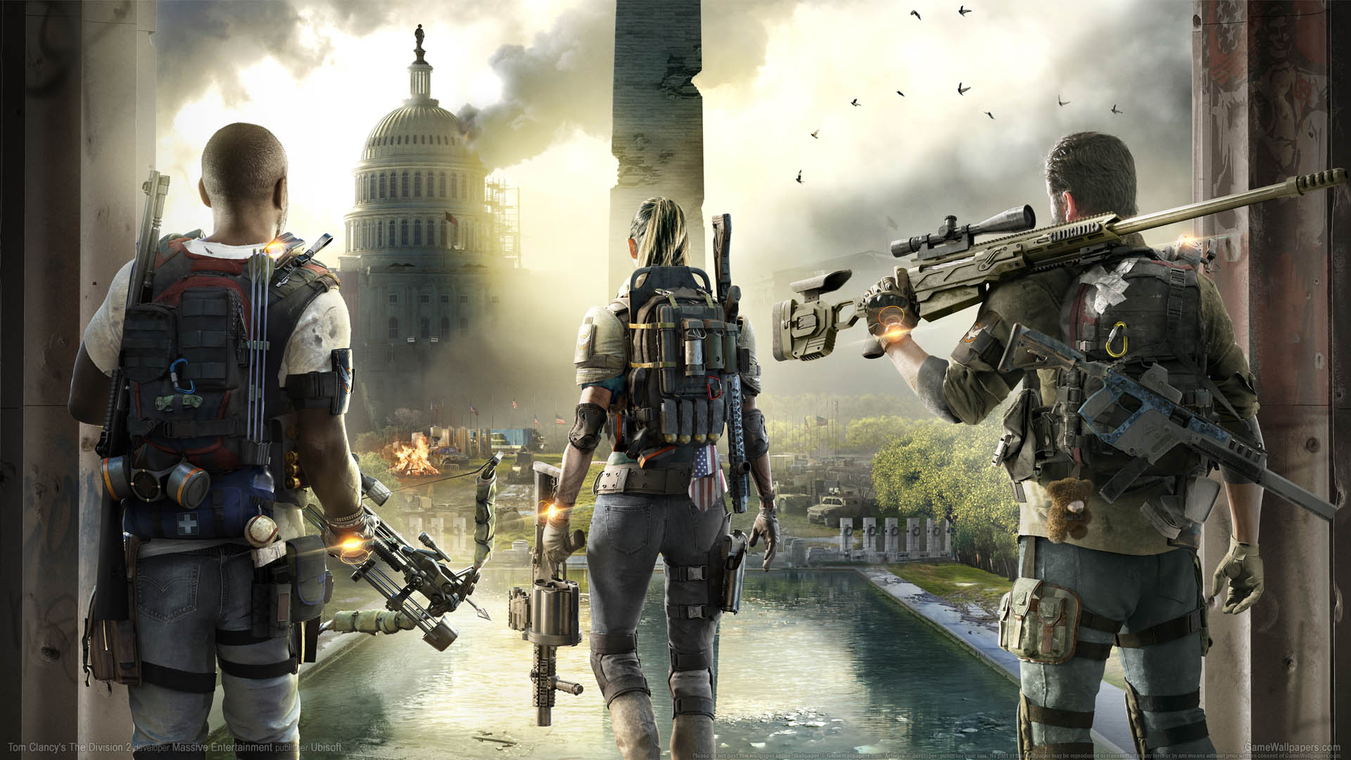 The latest State of the Game outlined some of the changes and balance adjustments players can expect in Tom Clancy's The Division 2.