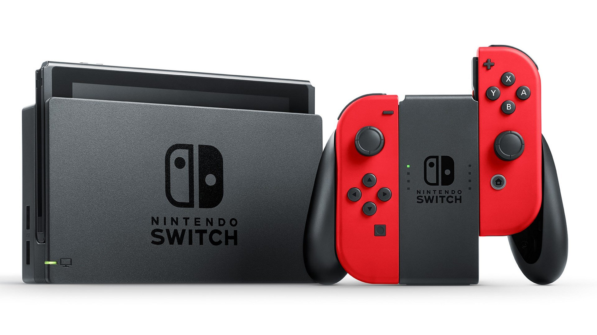 Nintendo Switch new model details