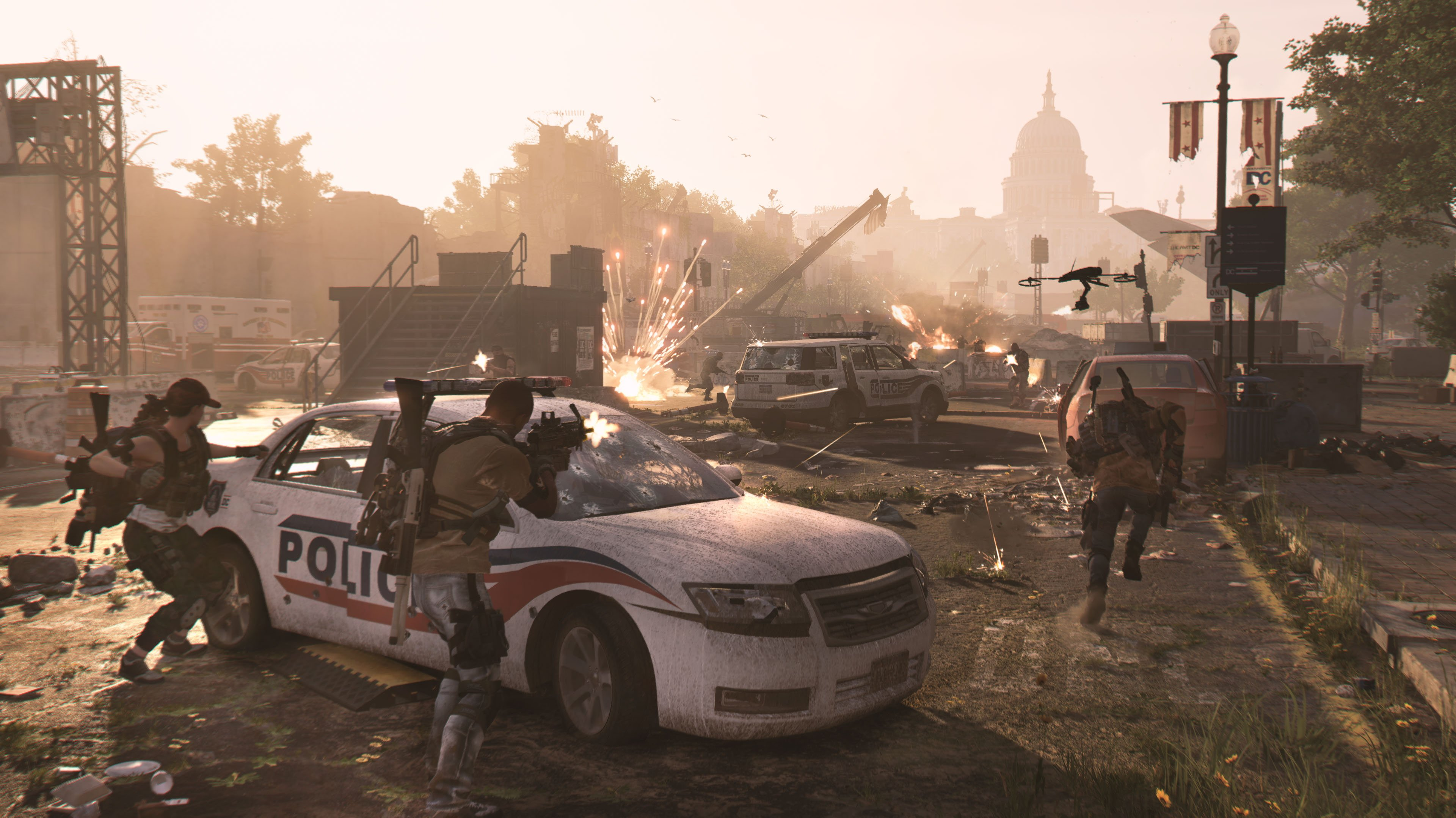 How to unlock the Merciless Exotic Rifle in The Division 2