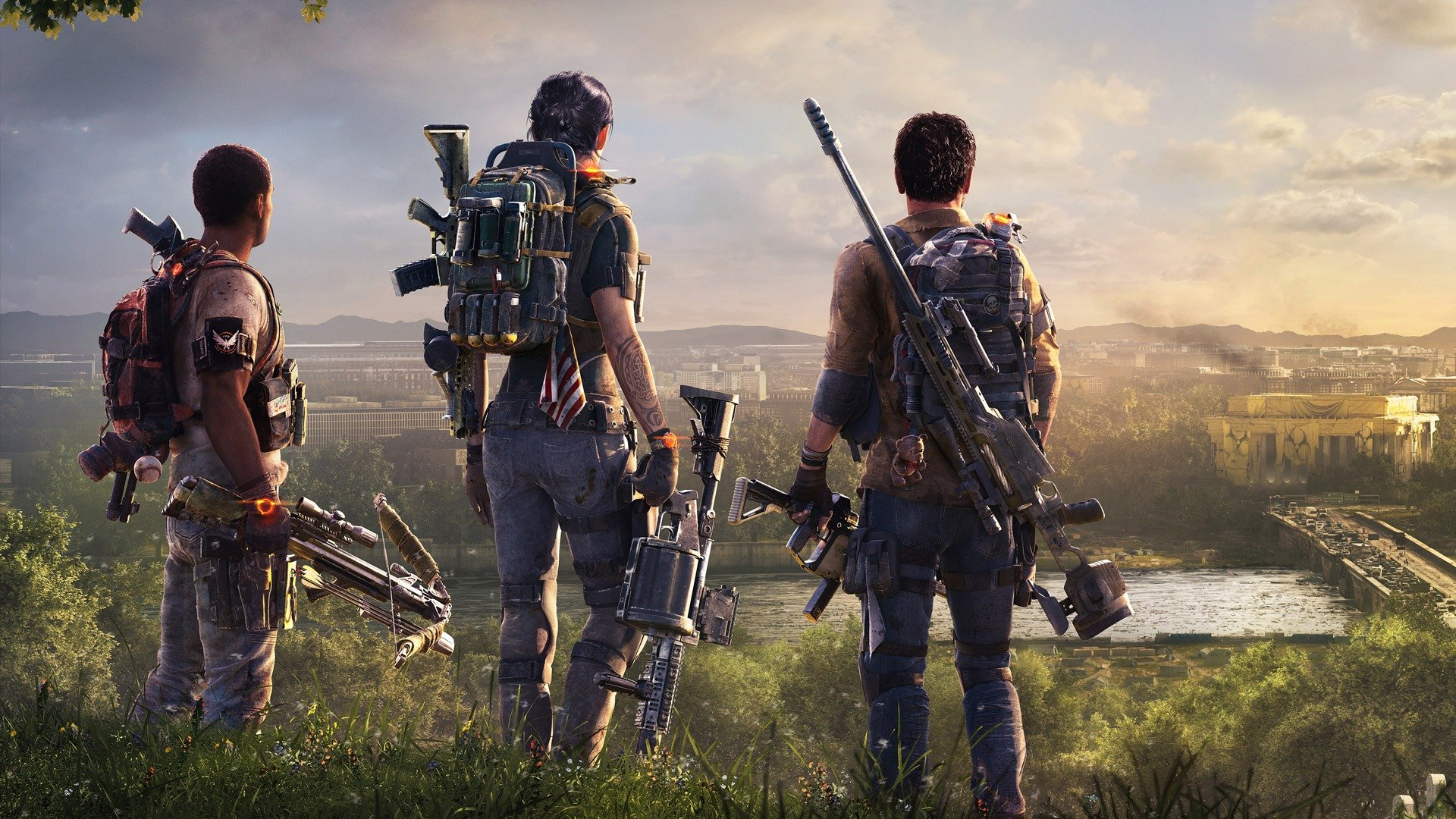 Notable changes are being made to things like the Occupied Dark Zone in Tom Clancy's The Division 2.
