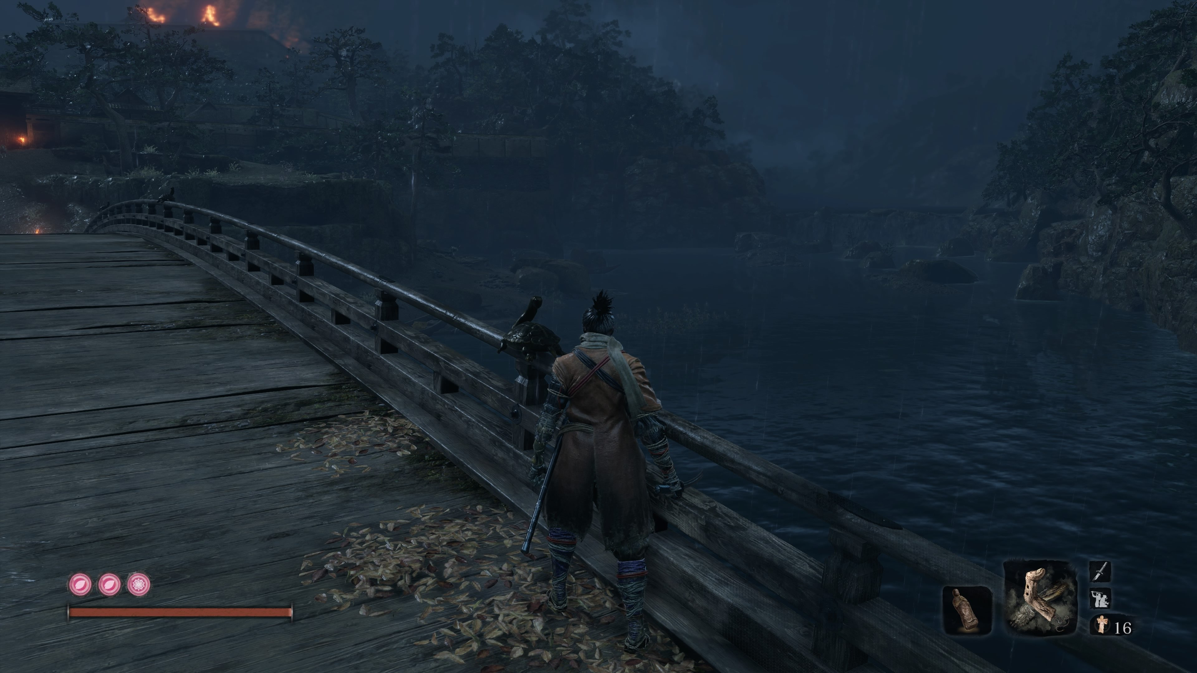 Hirata Estate Treasure Carp Scales locations in Sekiro