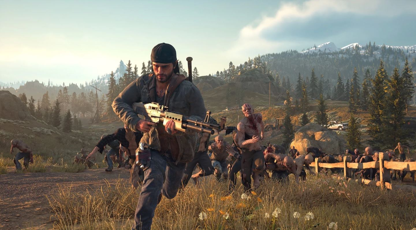 Medkits and Bandages can be used to replenish your health in Days Gone.