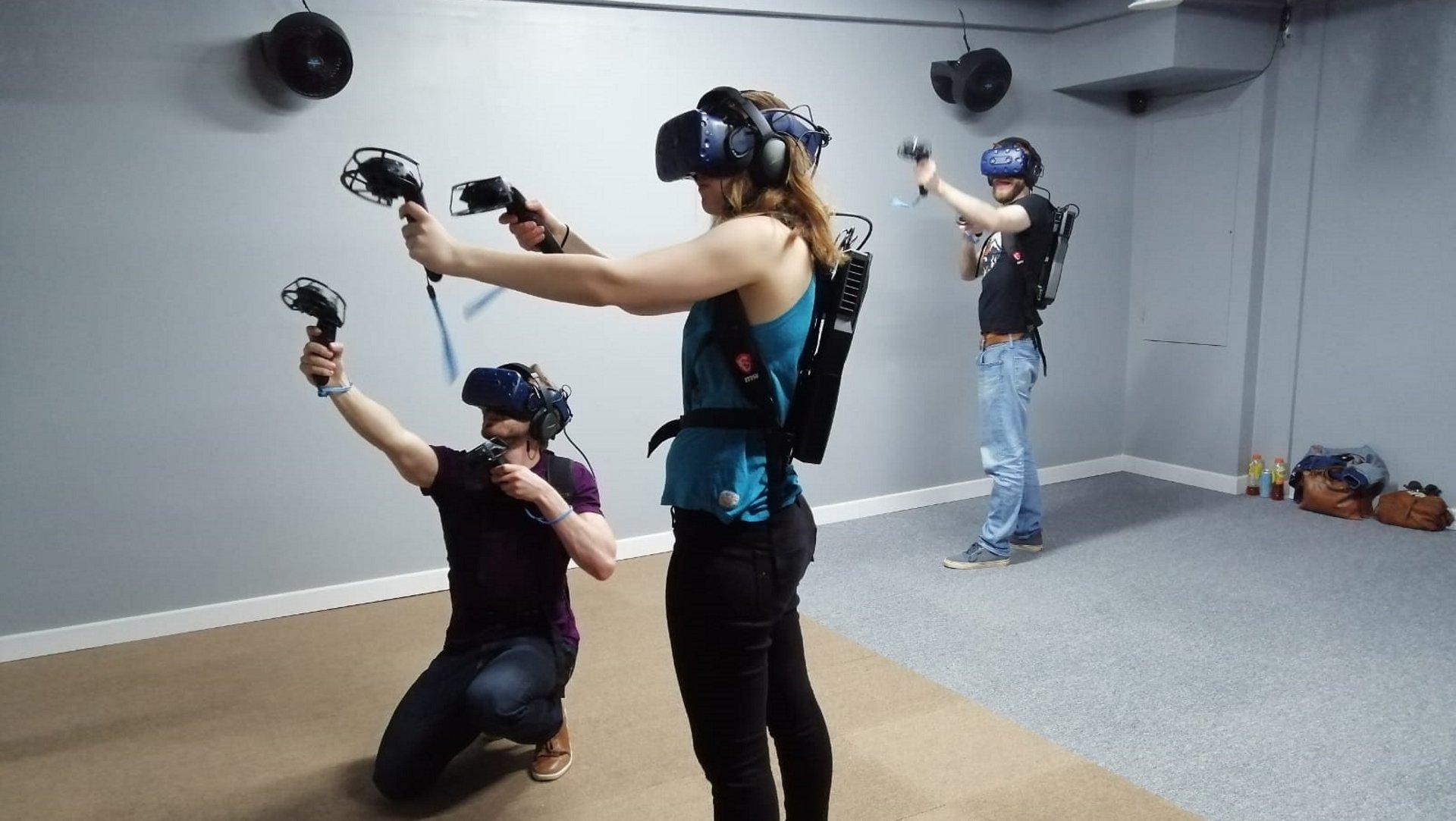 VR Escape Room London