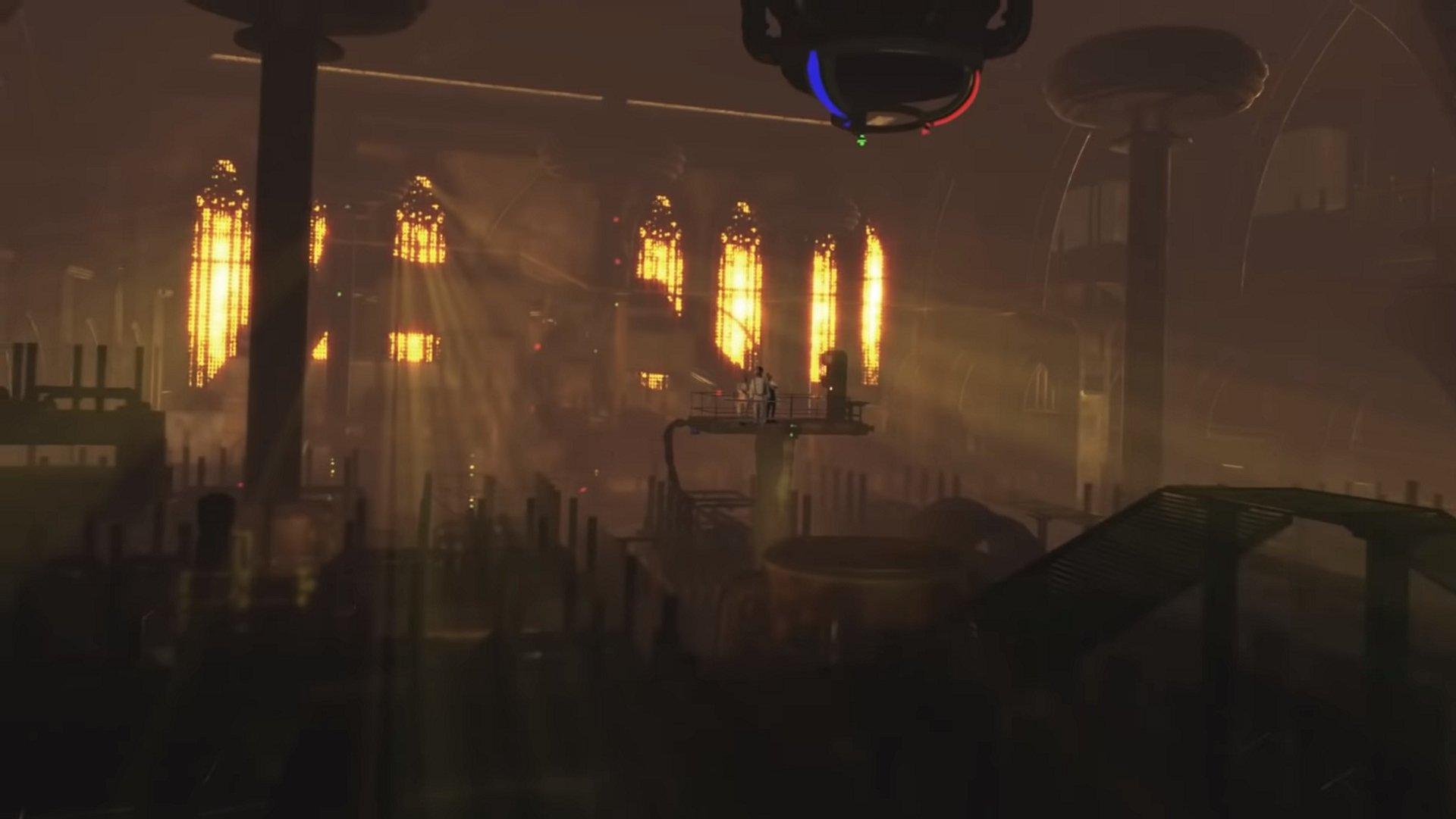 VR Escape Room Huxley Omescape London