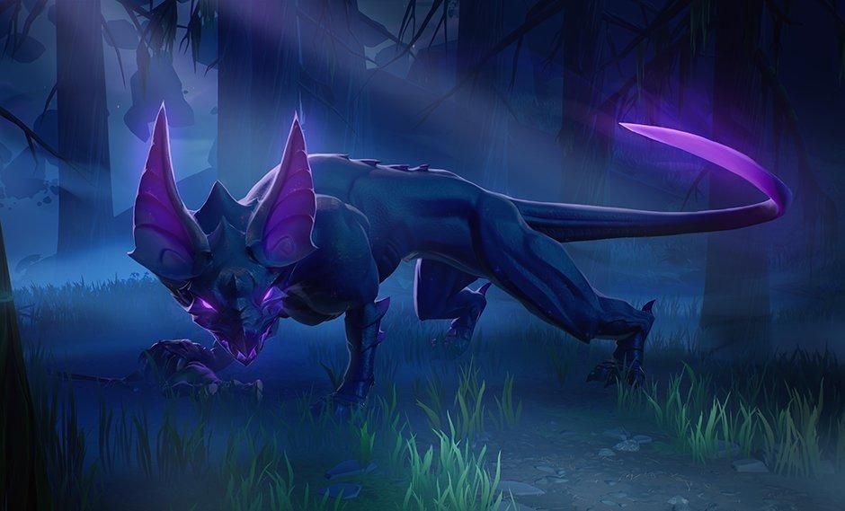 The Riftstalker - All Dauntless Behemoths