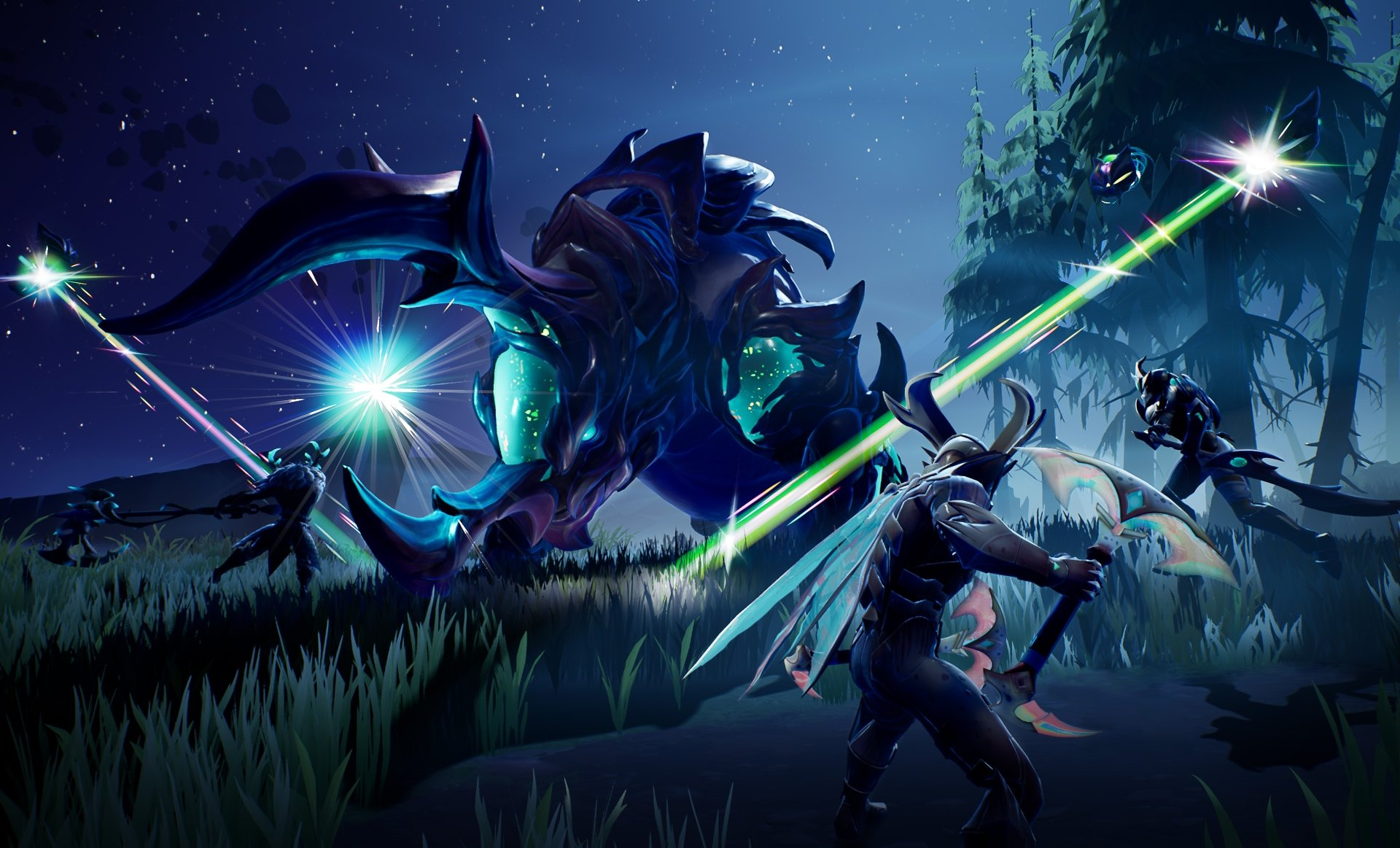 Valomyr - All Behemoths in Dauntless