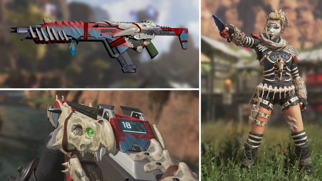 Apex Legends Legendary Hunt free skins