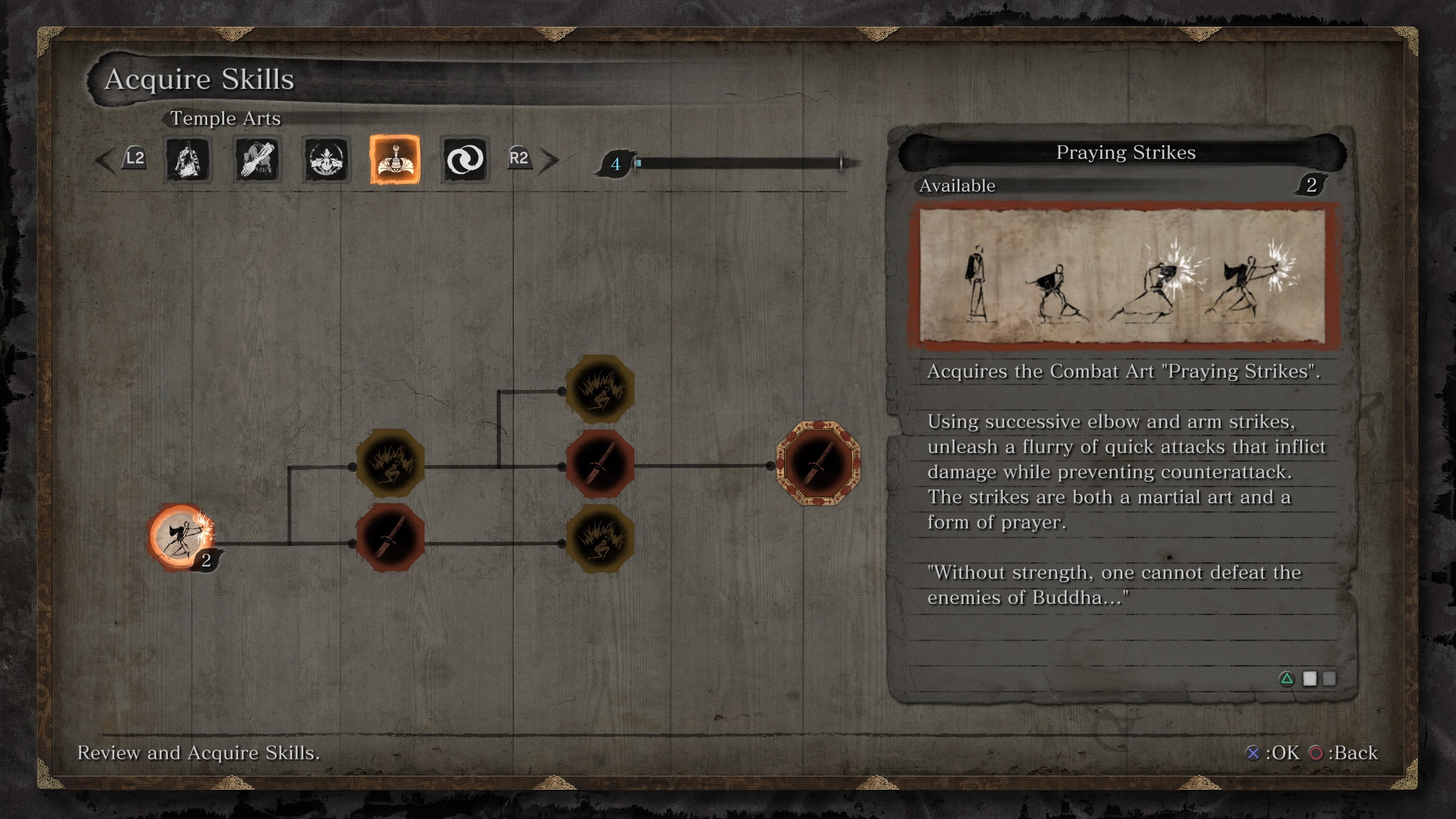 The best Combat Arts in Sekiro: Shadows Die Twice