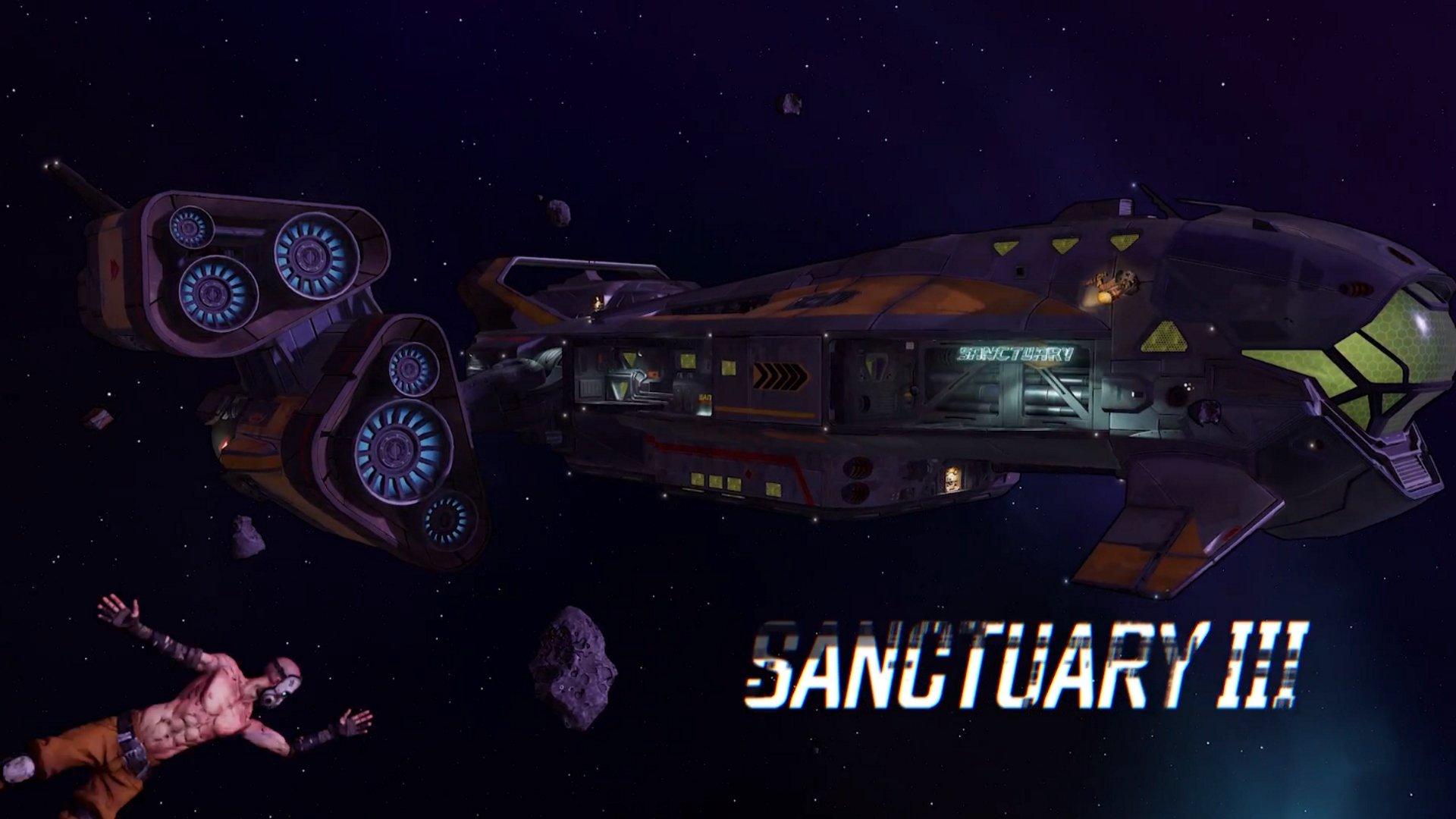 Borderlands-3-sanctuary-spaceship