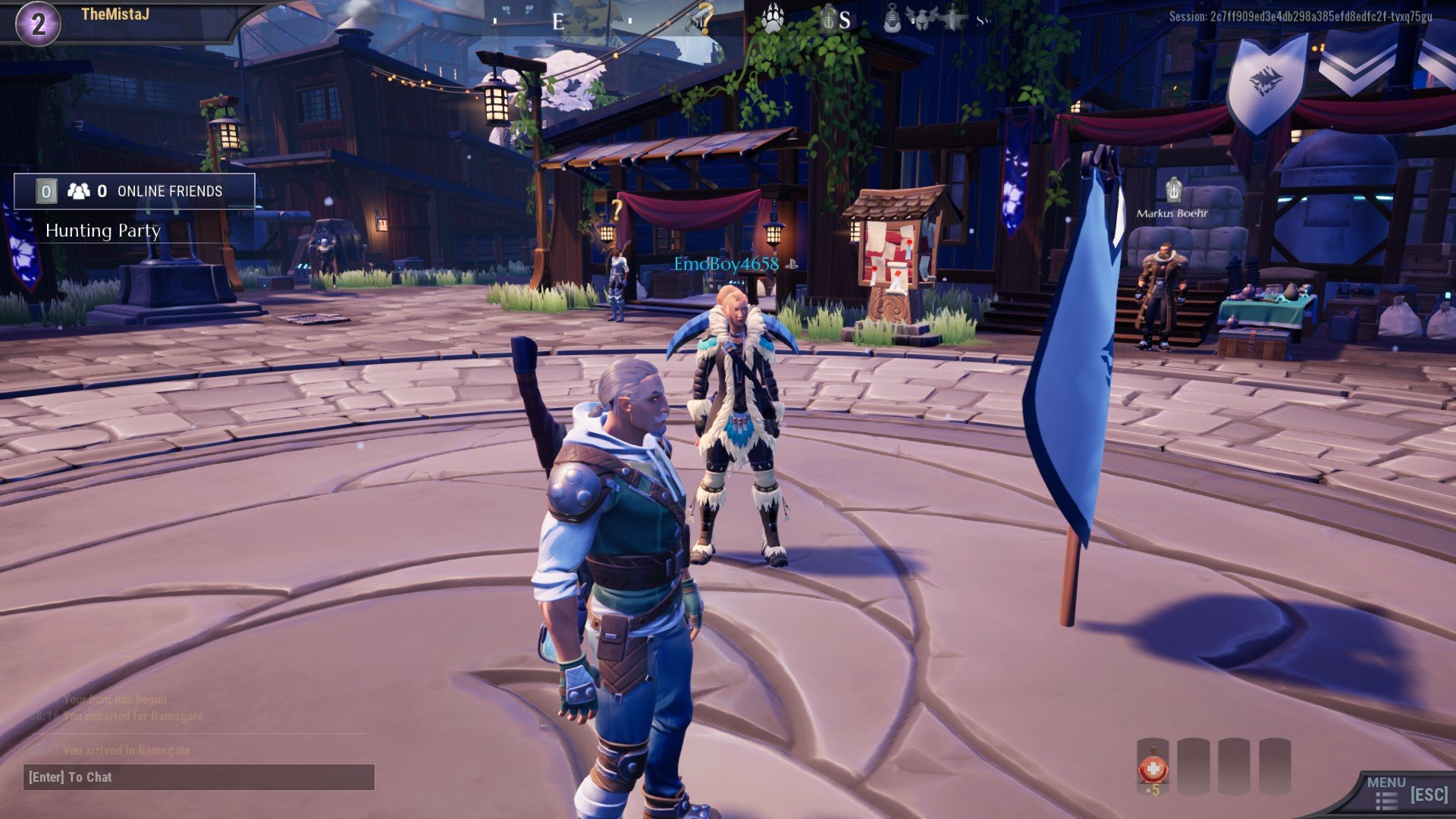Dauntless cross-play cross-platform PC PS4 Xbox
