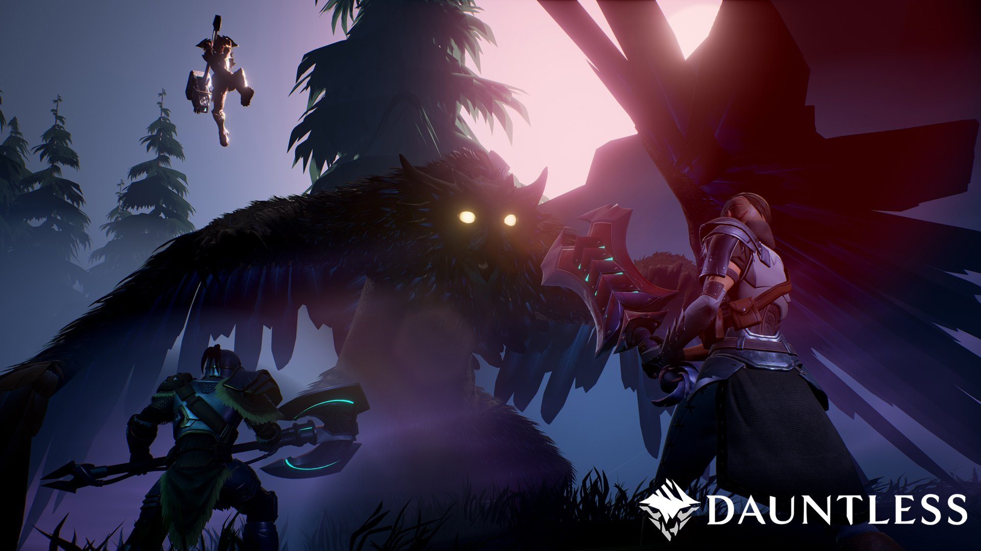 best cross-platform games dauntless