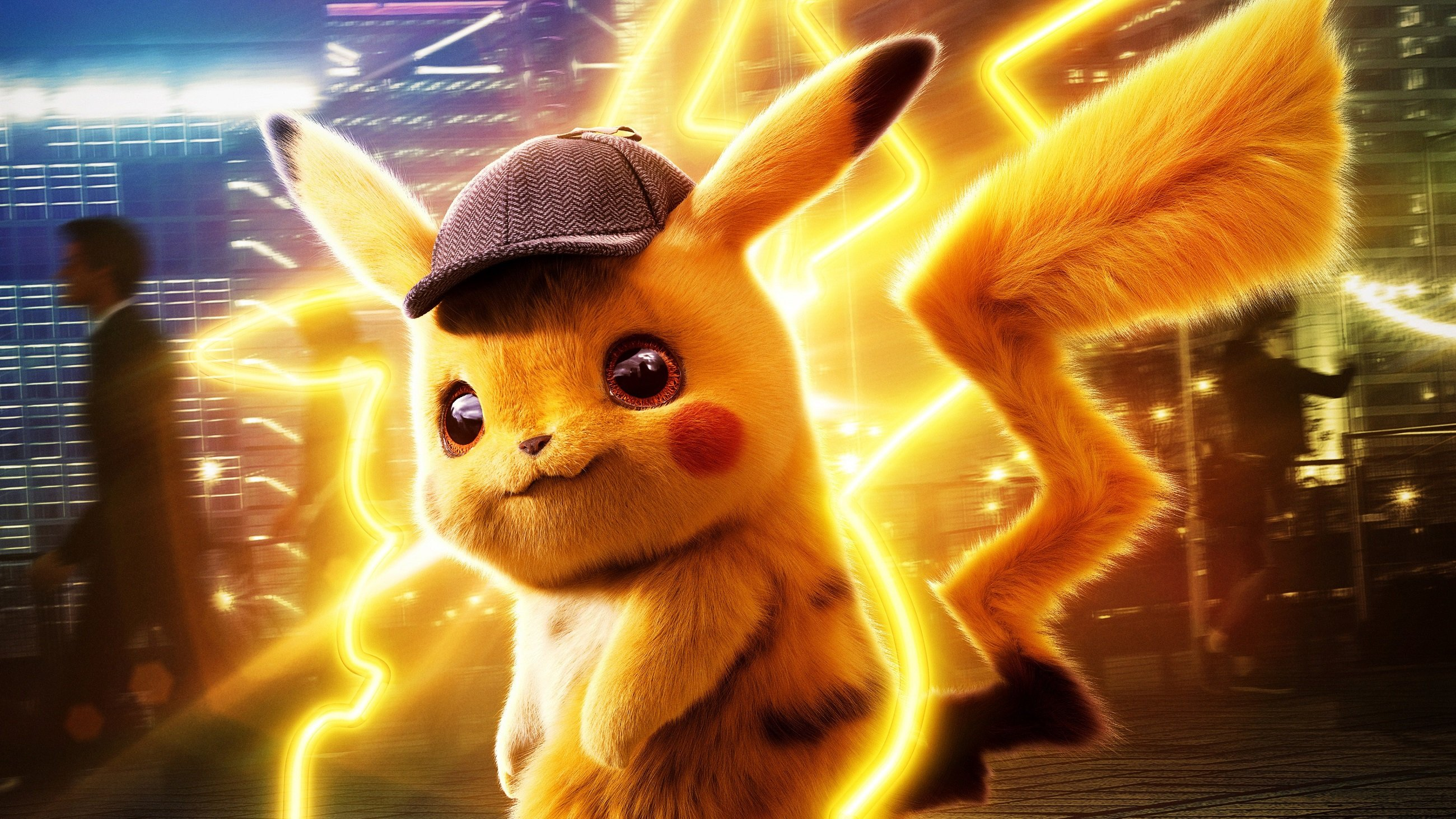 Detective Pikachu is full of heartfelt moments and clever comedy.