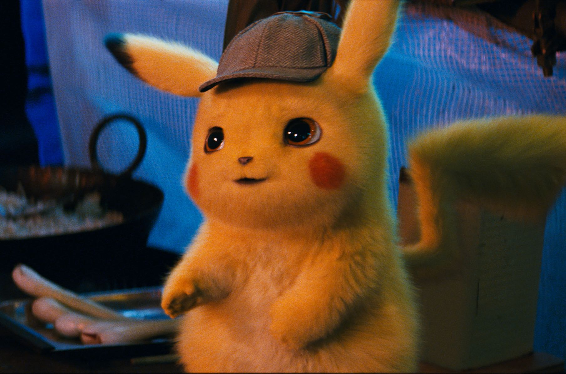 Detective Pikachu has themes that feel more suited to the adults in the crowd, though there are plenty of moments for kids to love as well.